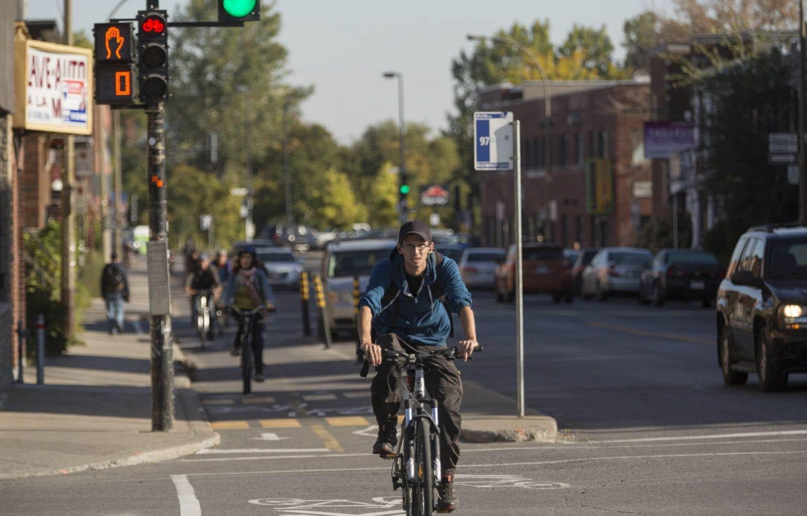 En 2013, près de 54% des coûts engendrés par des accidents de vélo étaient associés à des cyclistes de 45ans et plus, contre seulement 26% en 1997.