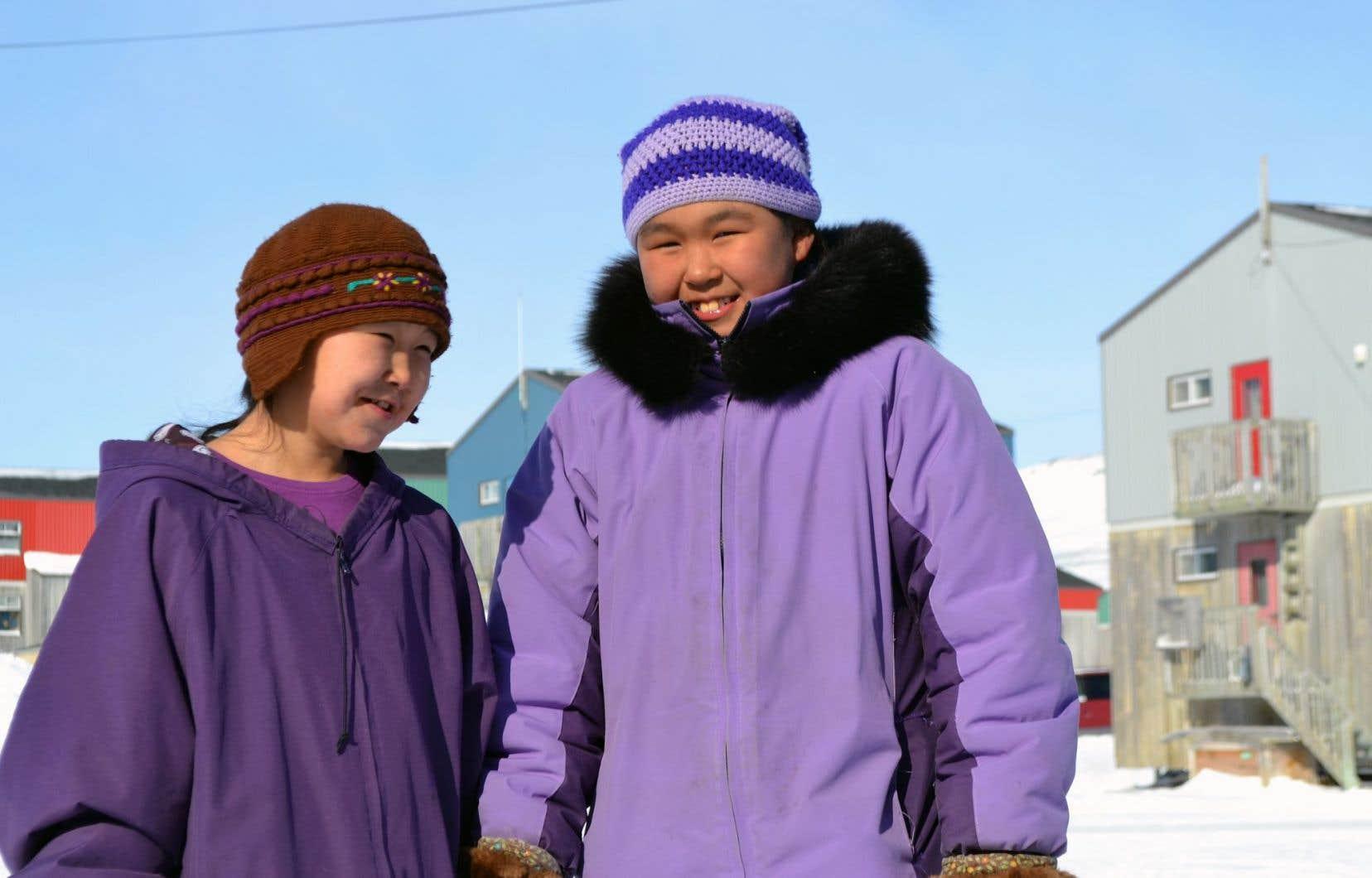 La culture inuite doit trouver dans le système scolaire un terrain favorable à son épanouissement.