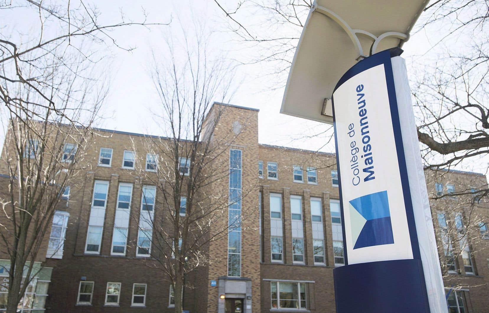 Ce n'est pas la première fois que le collège de Maisonneuve est associé à une controverse pour la location de ses locaux.