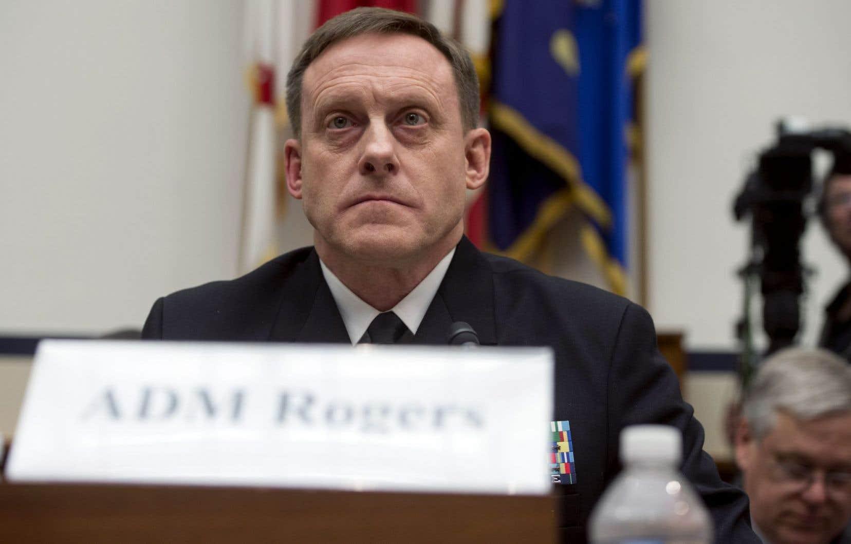 Le directeur de l'Agence de sécurité nationale (NSA), Mike Rogers