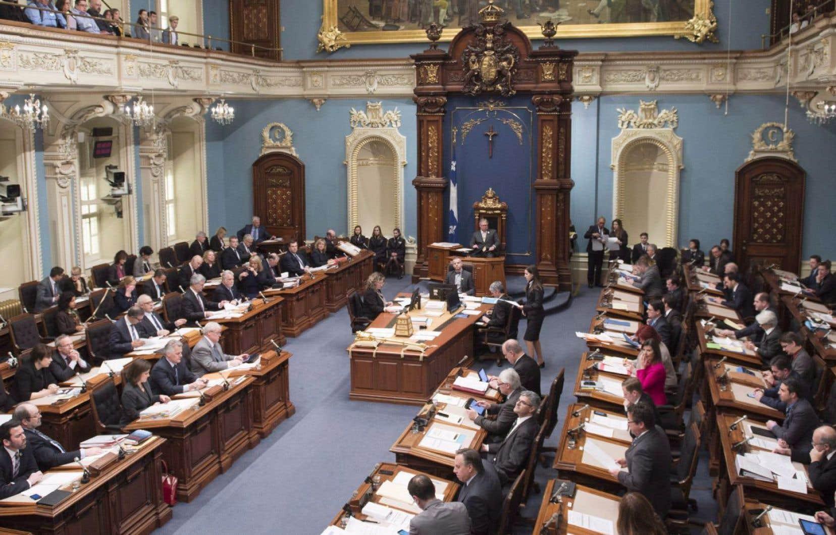 La réforme du mode de scrutin fait actuellement consensus au sein de l'opposition à l'Assemblée nationale.