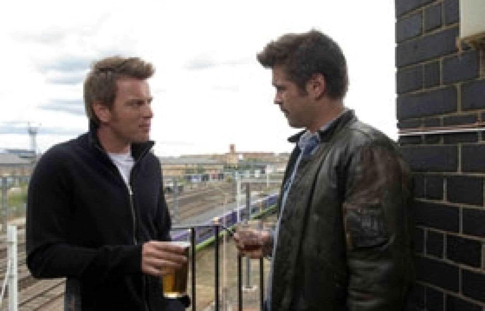 Ewan McGregor et Colin Farrel font partie de la distribution de l'avant-dernier film de Woody Allen, Cassandra's Dream.