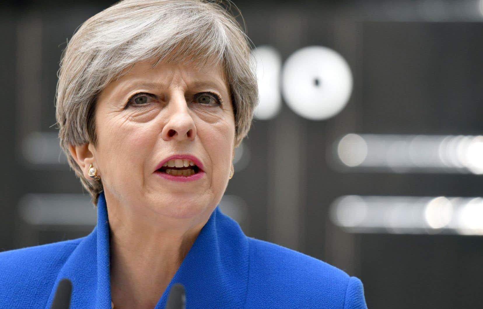 Theresa May a perdu sa majorité cette semaine, au terme d'une élection législative.
