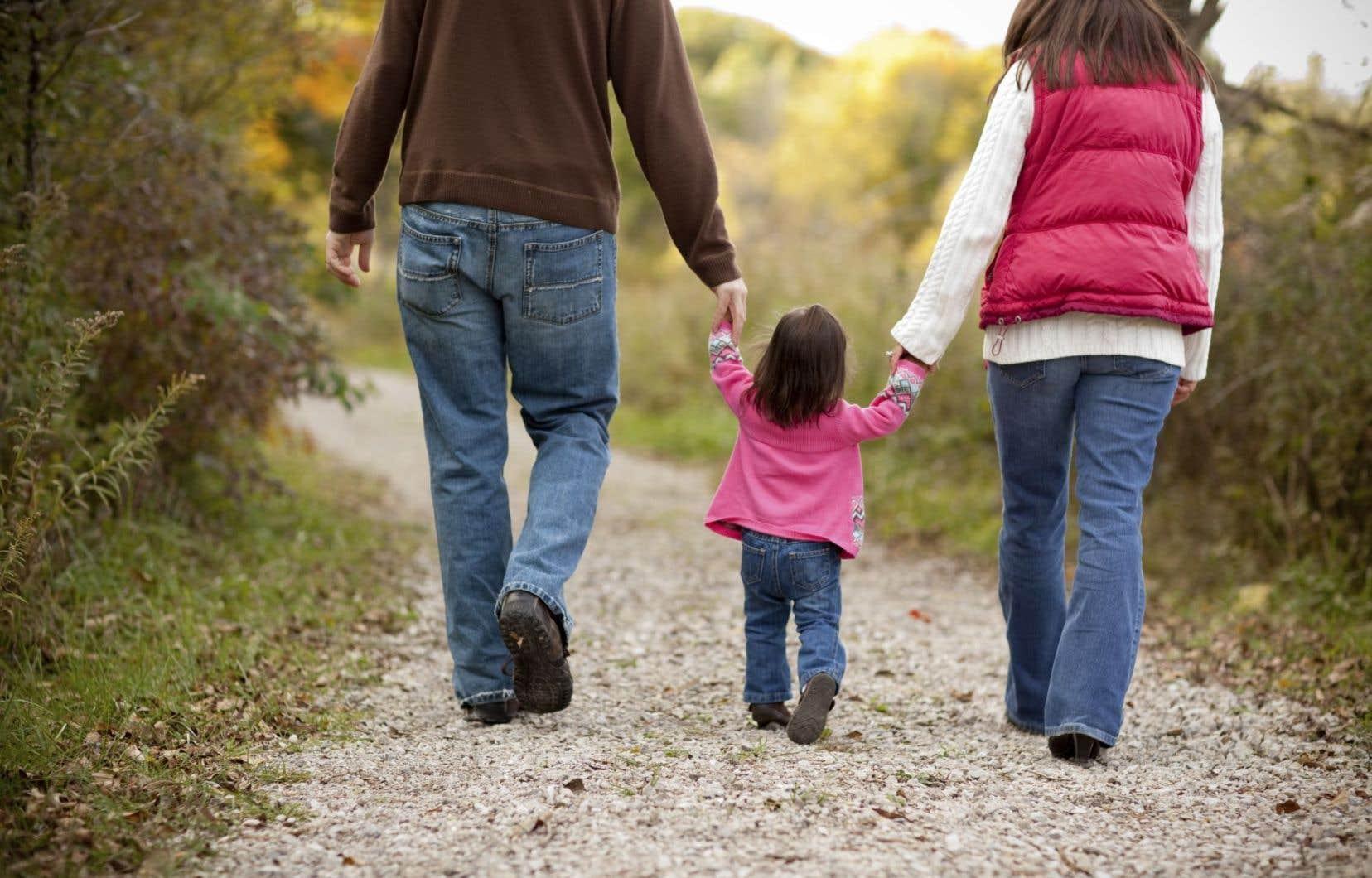<p>Une famille moyenne reçoit annuellement environ 2300$ de plus qu'avant que l'ACE remplace divers crédits d'impôt et prestations pour enfants.</p>