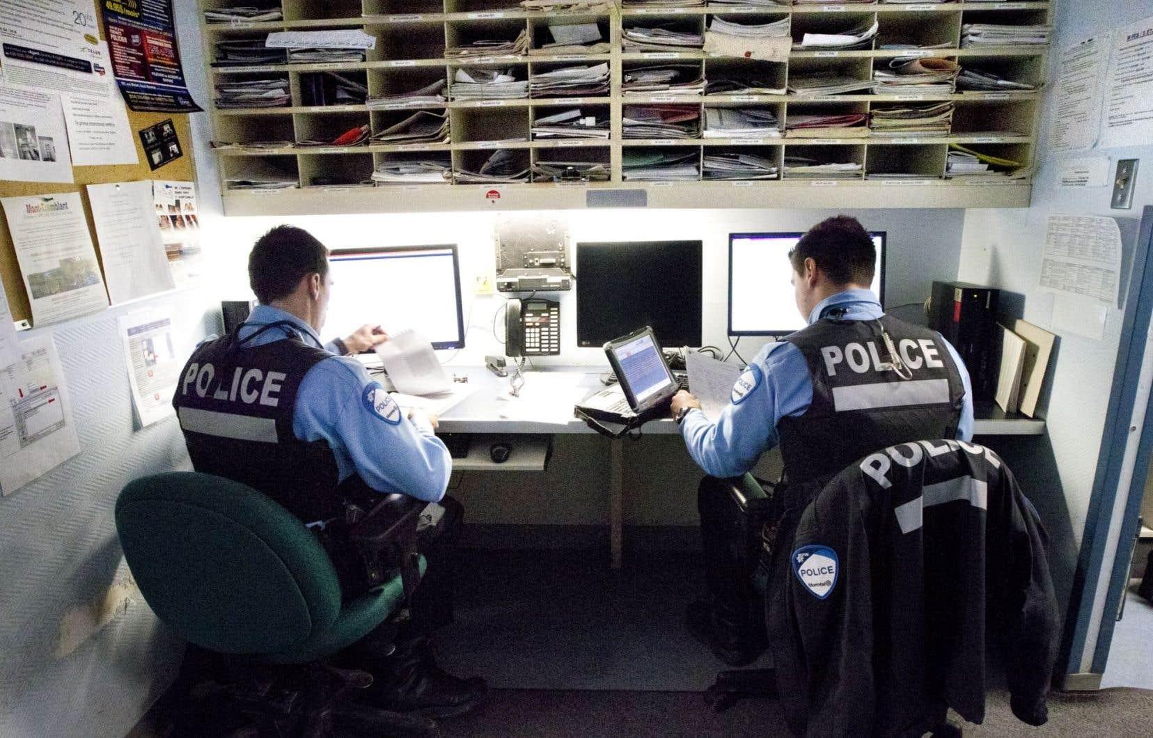 Montréal avait lancé un appel d'offres en 2008 pour moderniser le système de télécommunications du Service de police de la Ville de Montréal.