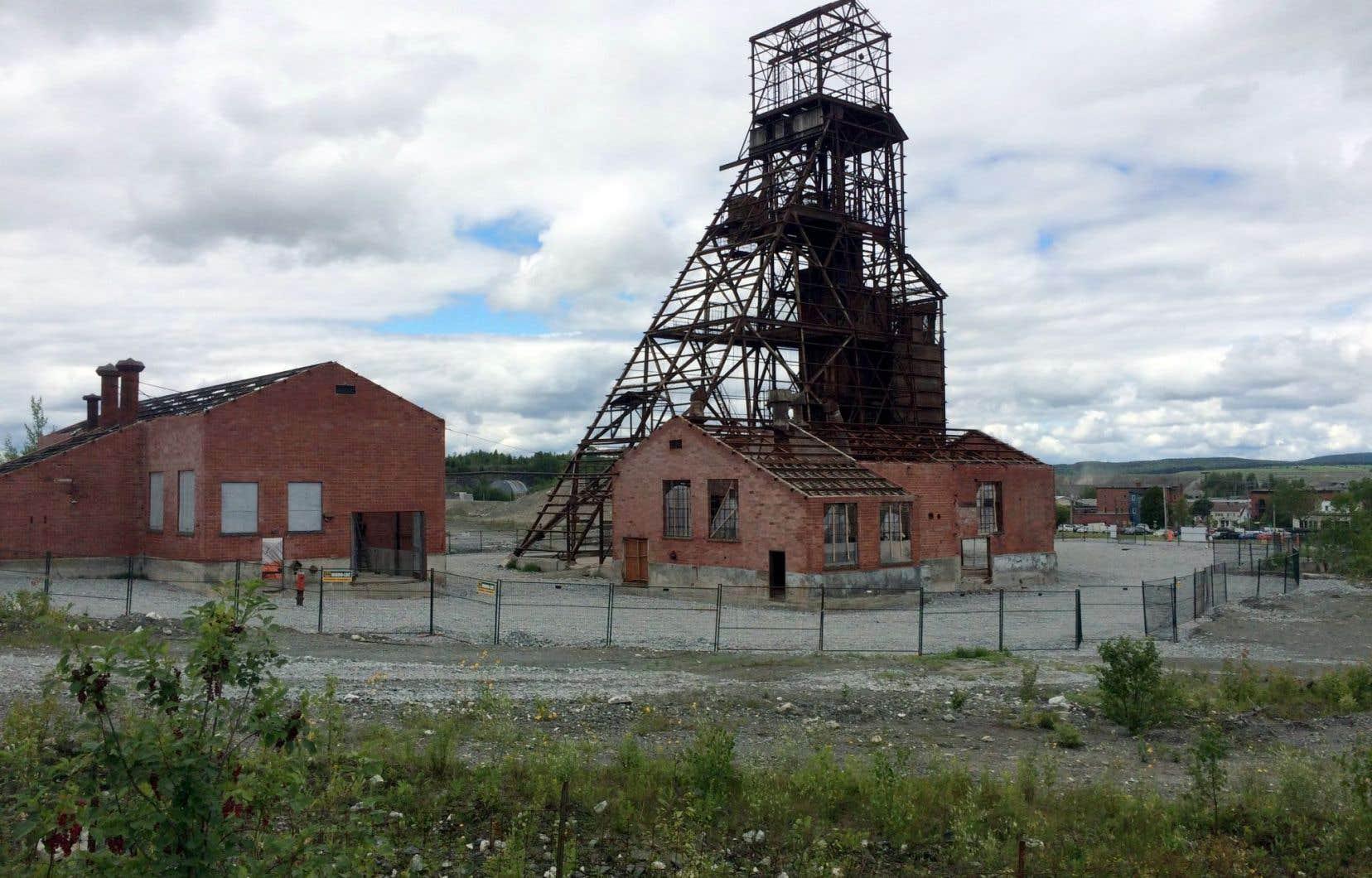 La facture totale pour l'ensemble des 498 sites miniers abandonnés au Québec est évaluée à 775millions.