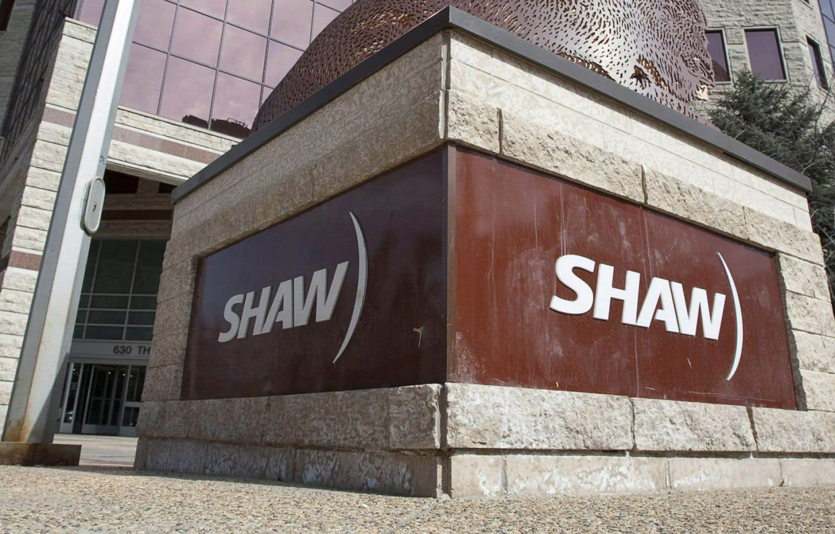 Les licences cédées à Shaw appartenaient à Vidéotron et se situent dans les bandes de 2500 MHz et de 700 MHz.