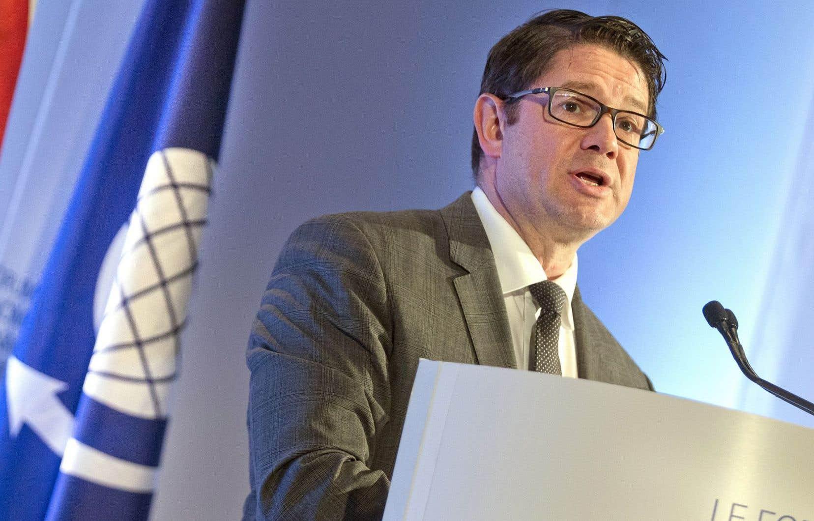 Selon Éric Martel, ce n'est qu'une question de temps avant que la production d'énergie par les particuliers devienne monnaie courante dans la province.