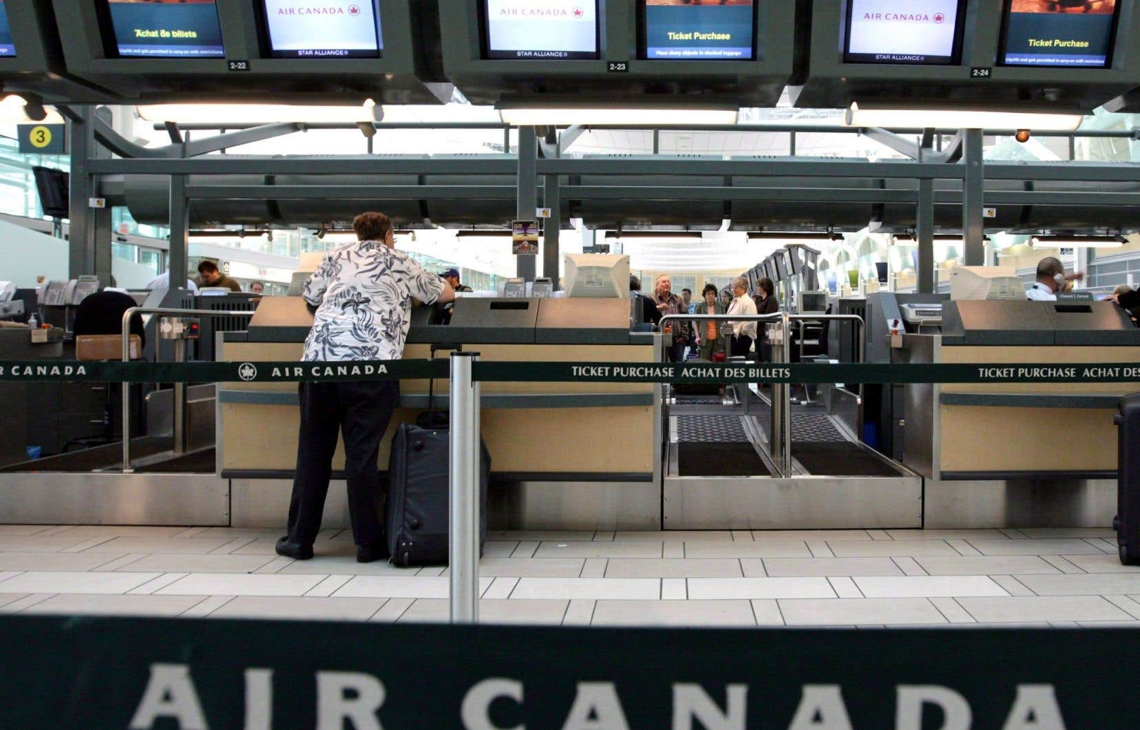 À l'origine, Aéroplan était le programme de fidélisation maison d'Air Canada.