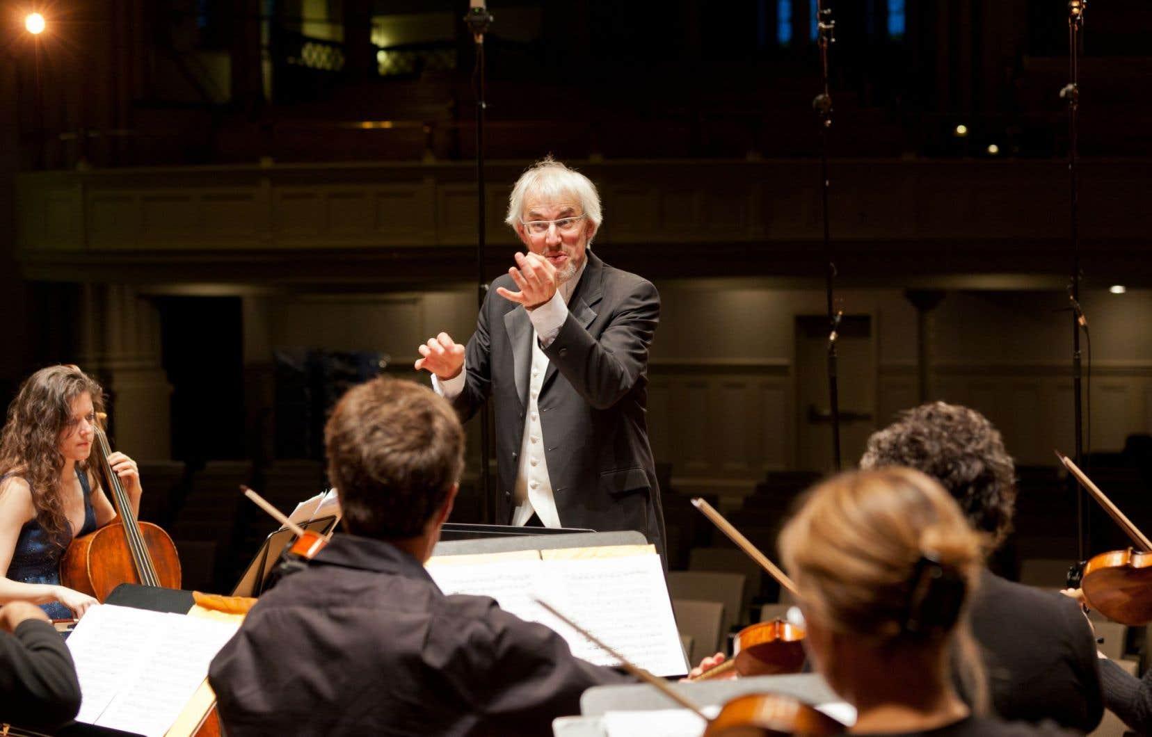 C'est l'Ensemble Caprice conduit par Matthias Maute qui ouvrira Montréal baroque avec les «Vêpres de la Vierge» de Monteverdi.