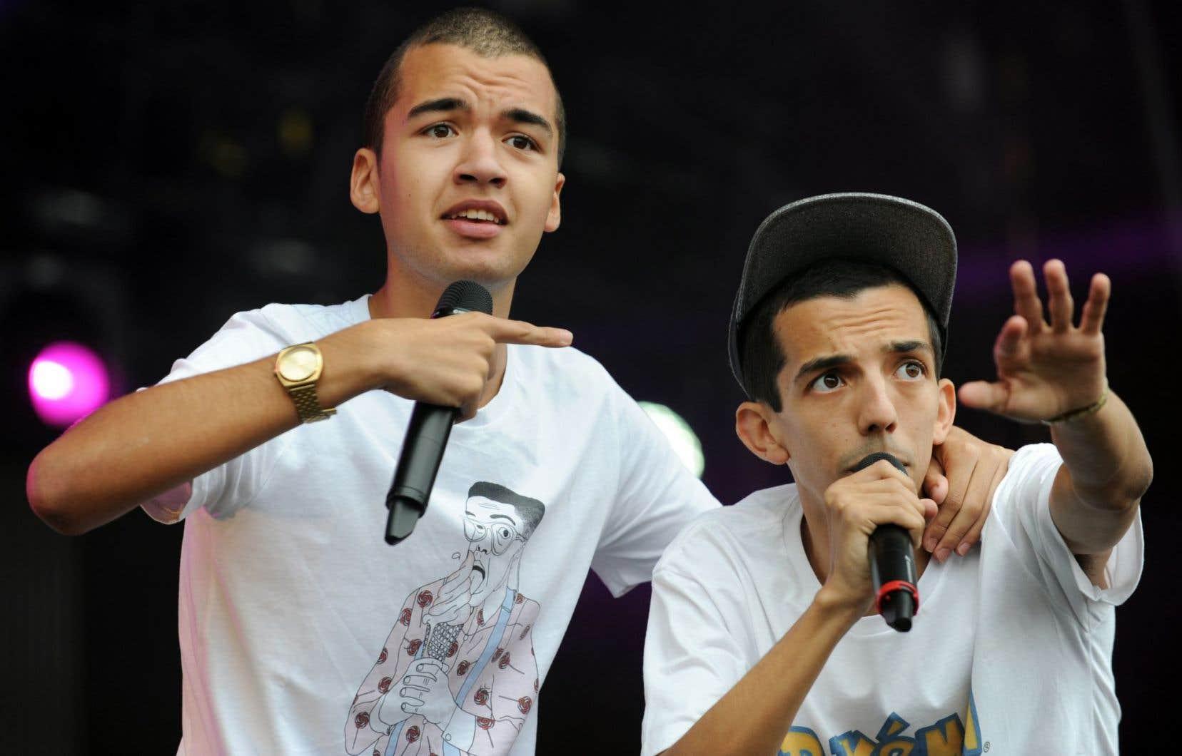 Le duo Bigflo & Oli amène un vent de classicisme sur le rap français.