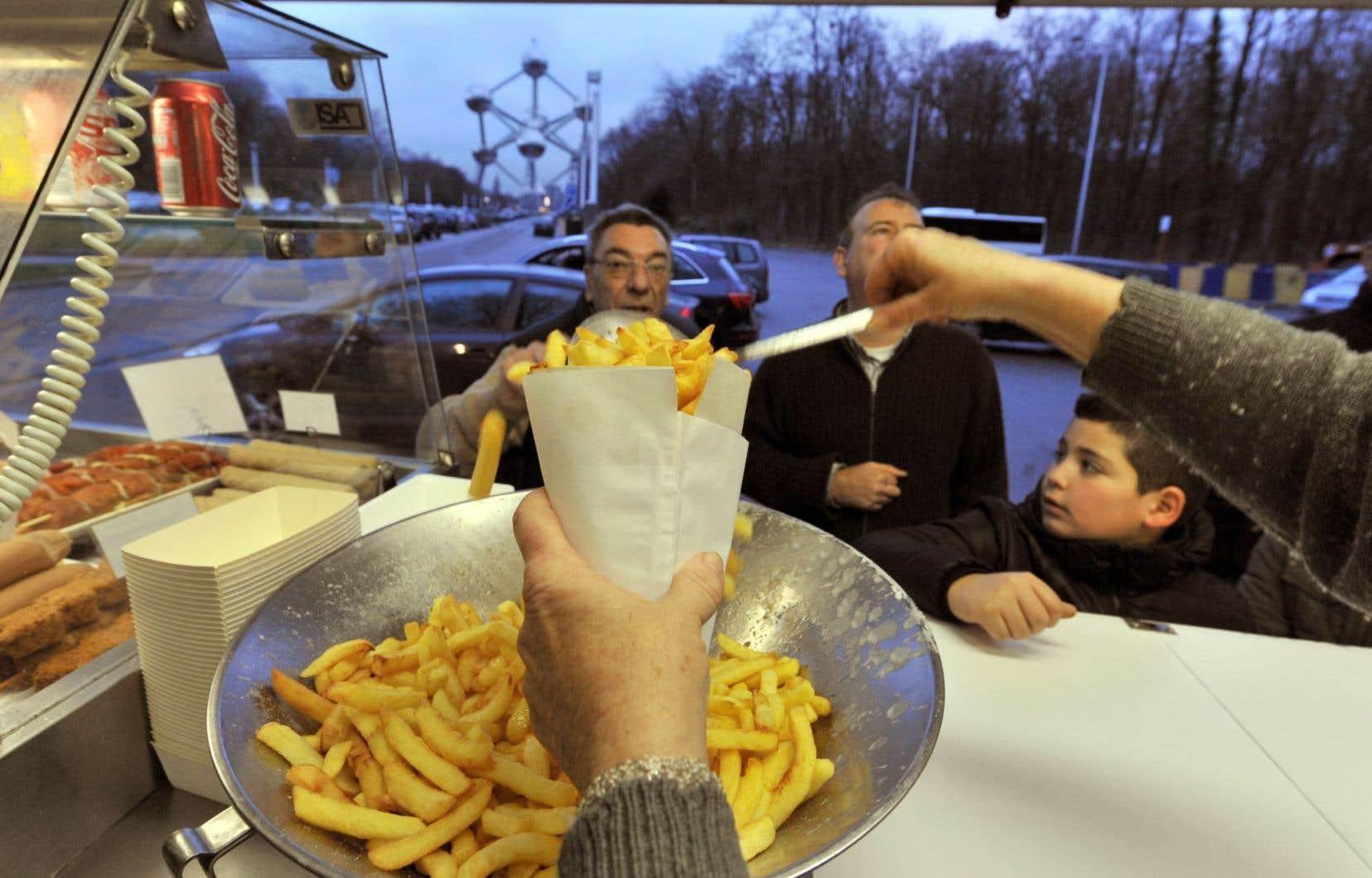 Toute une industrie est visée en Belgique, leader mondial de la transformation avec deux millions de tonnes de tubercules transformés en frites chaque année.