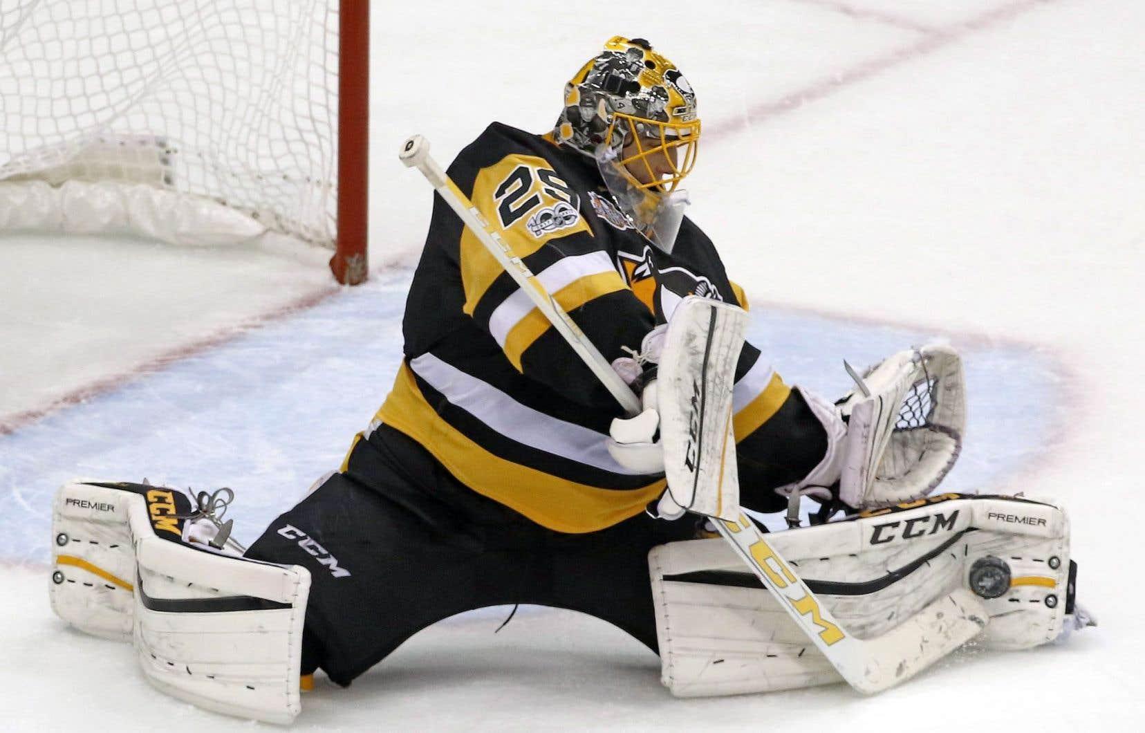 Selon toute vraisemblance, le gardien Marc-André Fleury devriendra le visage des Golden Knights de Las Vegas, la nouvelle concession de la Ligue nationale de hockey.