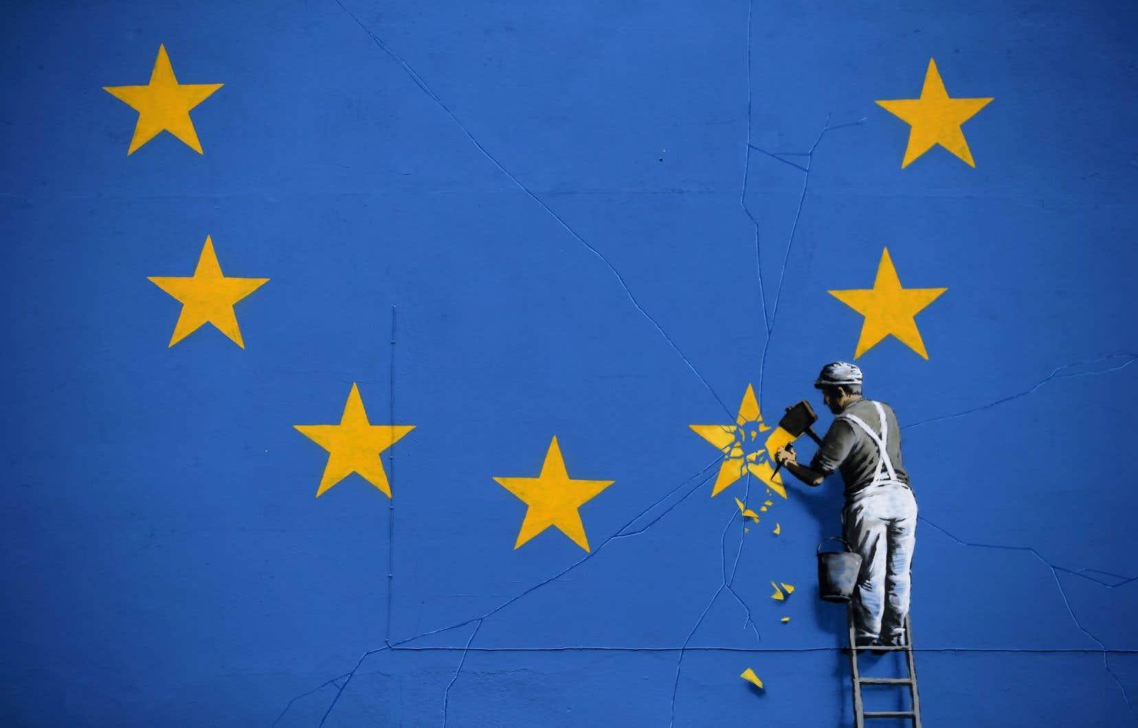La piste a déjà été mentionnée à plusieurs reprises par ceux qui cherchent à tout prix à découvrir qui se cache derrière Banksy, un artiste dont les rares apparitions sont ultraprotégées.