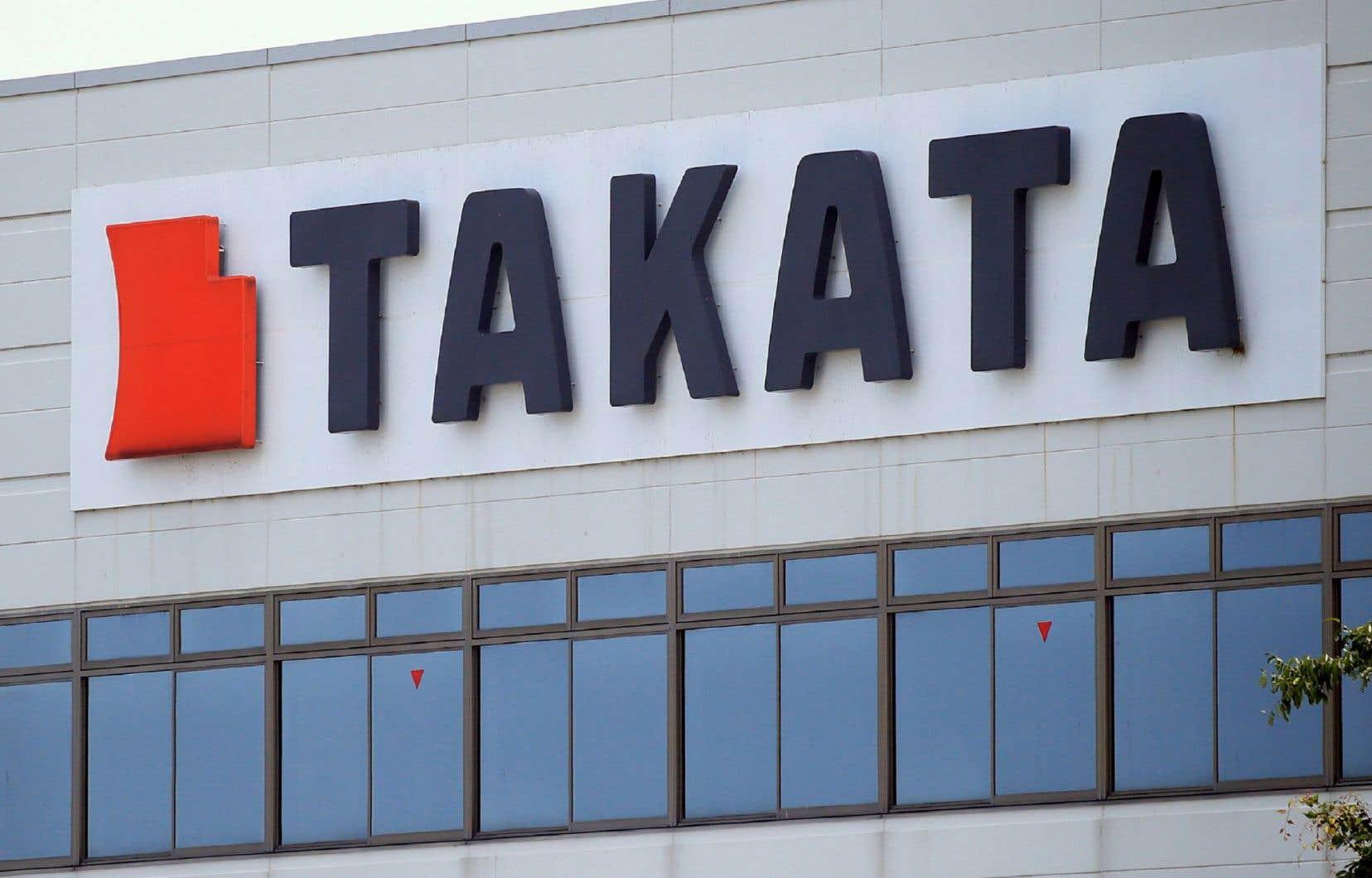 La firme japonaise, vieille de plus de 80ans, a été terrassée par un scandale de coussins gonflables défectueux.