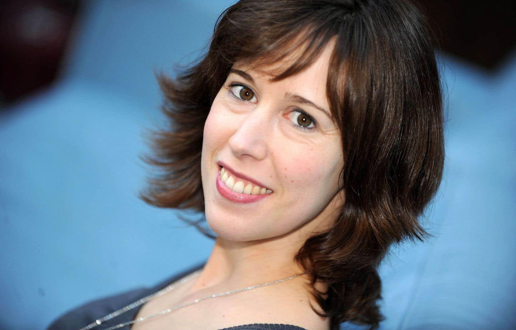 L'actrice et scénariste Laetitia Colombani signe son premier roman.