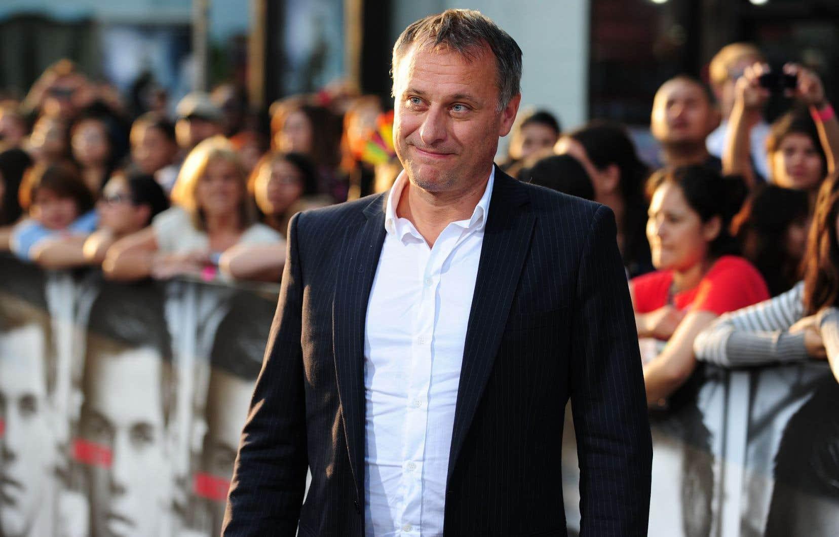 Michael Nyqvist à la première de «Abduction» à Hollywood, en septembre 2011