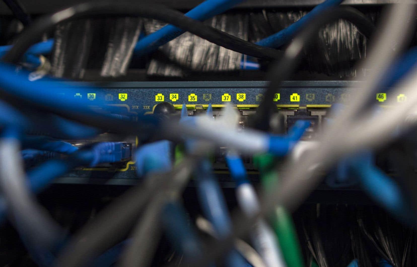L'Ukraine est le pays qui a été le plus durement touché par la cyberattaque qui a commencé à se faire sentir mardi.