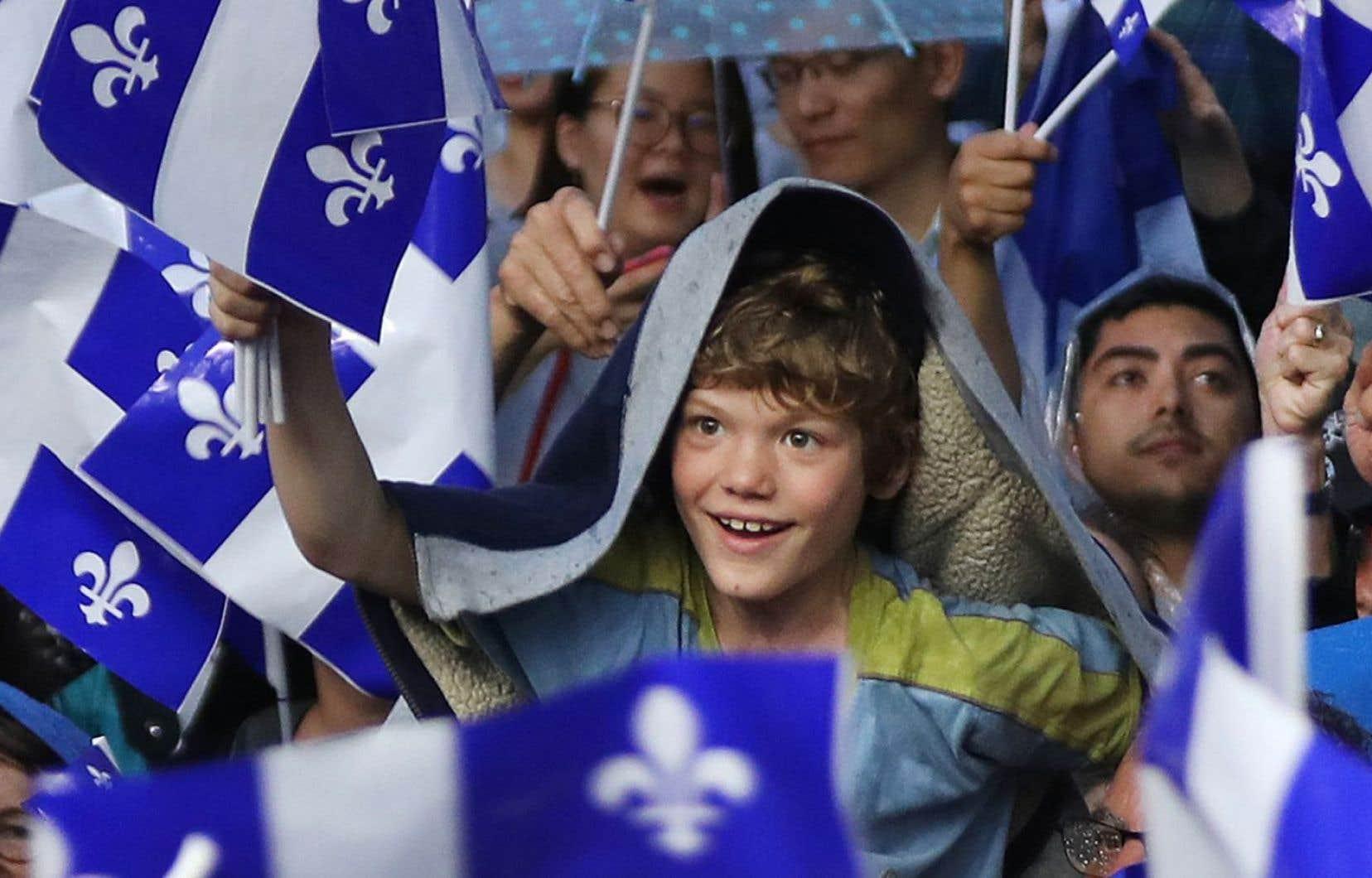 «Dans les faits, un grand nombre de Québécois ayant fréquenté l'école après l'avènement de la loi 101 maîtrisent assez bien l'anglais», observe David Pépin.