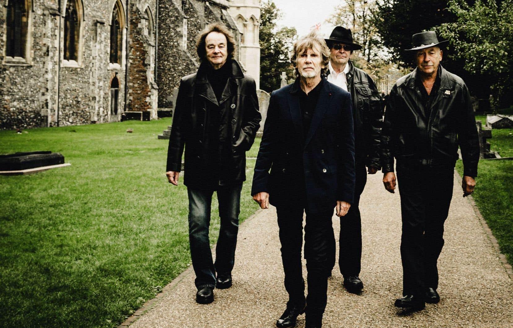 Le groupe The Zombies fête les 50ans de l'album «Odessey and Oracle».