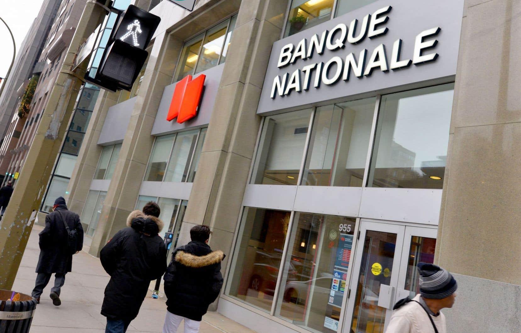 Les deux divisions de la Banque Nationale ont consenti à acquitter une pénalité de 65 000$.