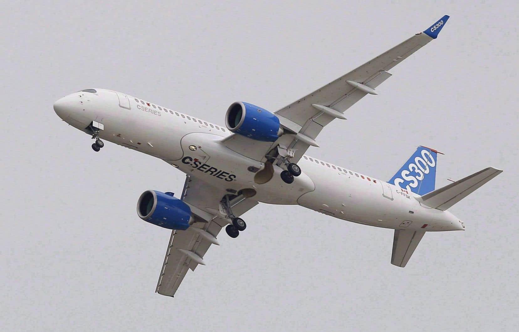 Boeing demande au département américain du Commerce d'écarter la Caisse de dépôt et placement du Québec de son enquête sur la CSeries de Bombardier.