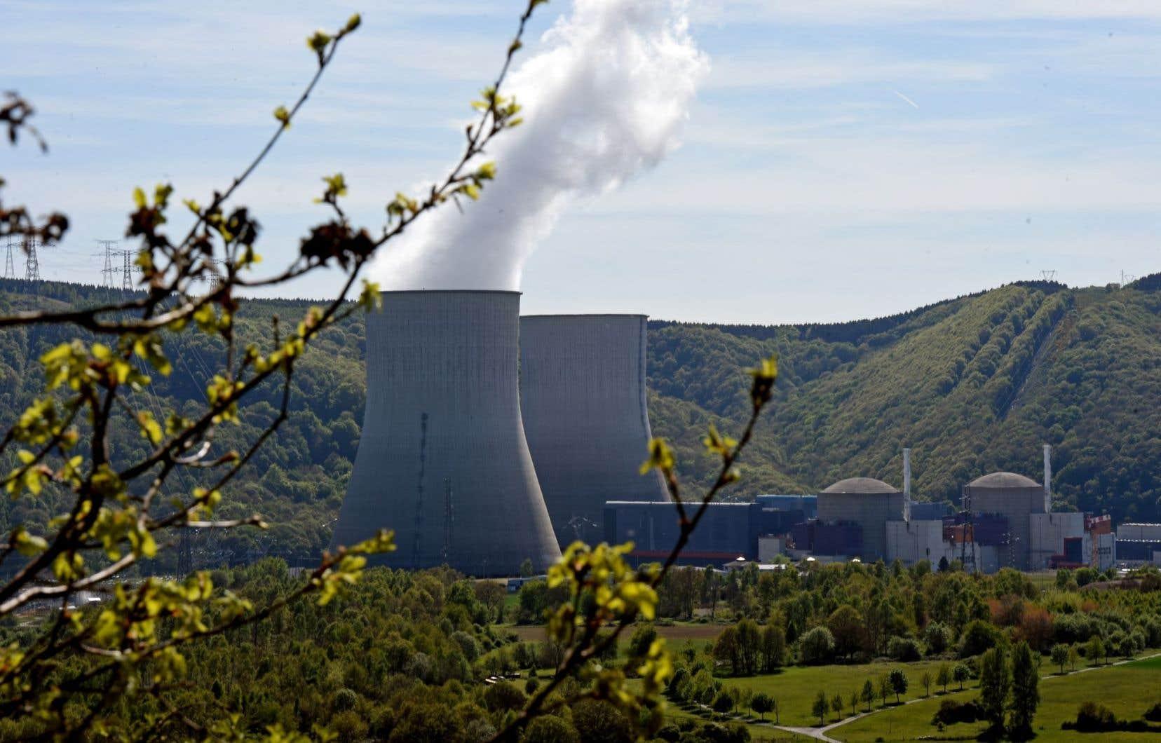 En France, le parc nucléaire compte actuellement 58 réacteurs en activité.