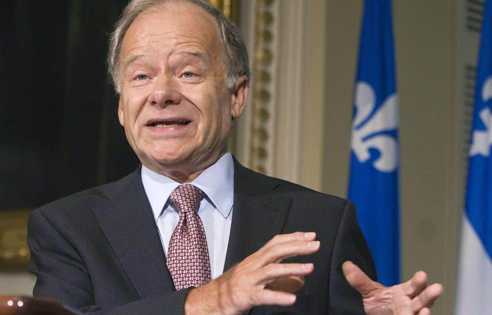 M.Bachand devra défendre les intérêts québécois durant les pourparlers, à partir de la mi-août.
