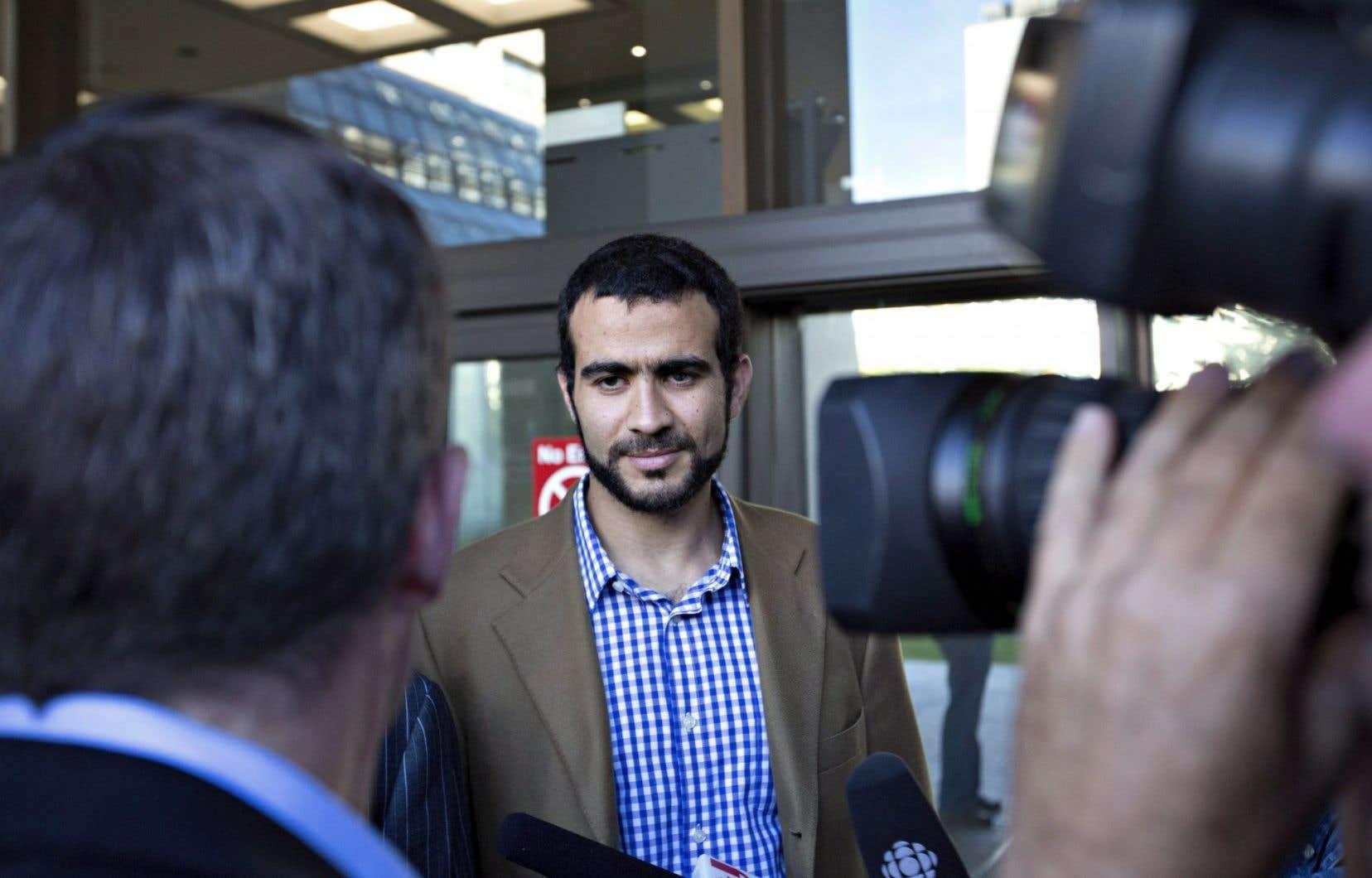 Les requérants américains souhaitent que le tribunal force Omar Khadr à dévoiler ses actifs financiers, mais selon son avocat, son client a tout à fait le droit de demeurer discret à ce chapitre.