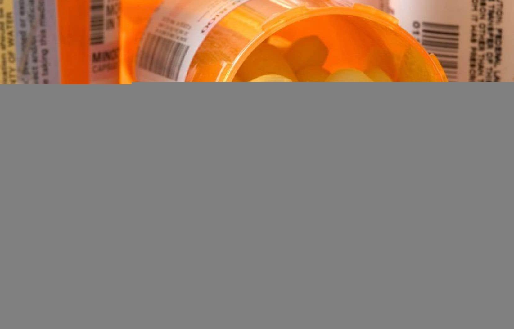 Le coût des médicaments génériques représente actuellement une dépense annuelle de plus de 800millions pour le régime public d'assurance médicaments.