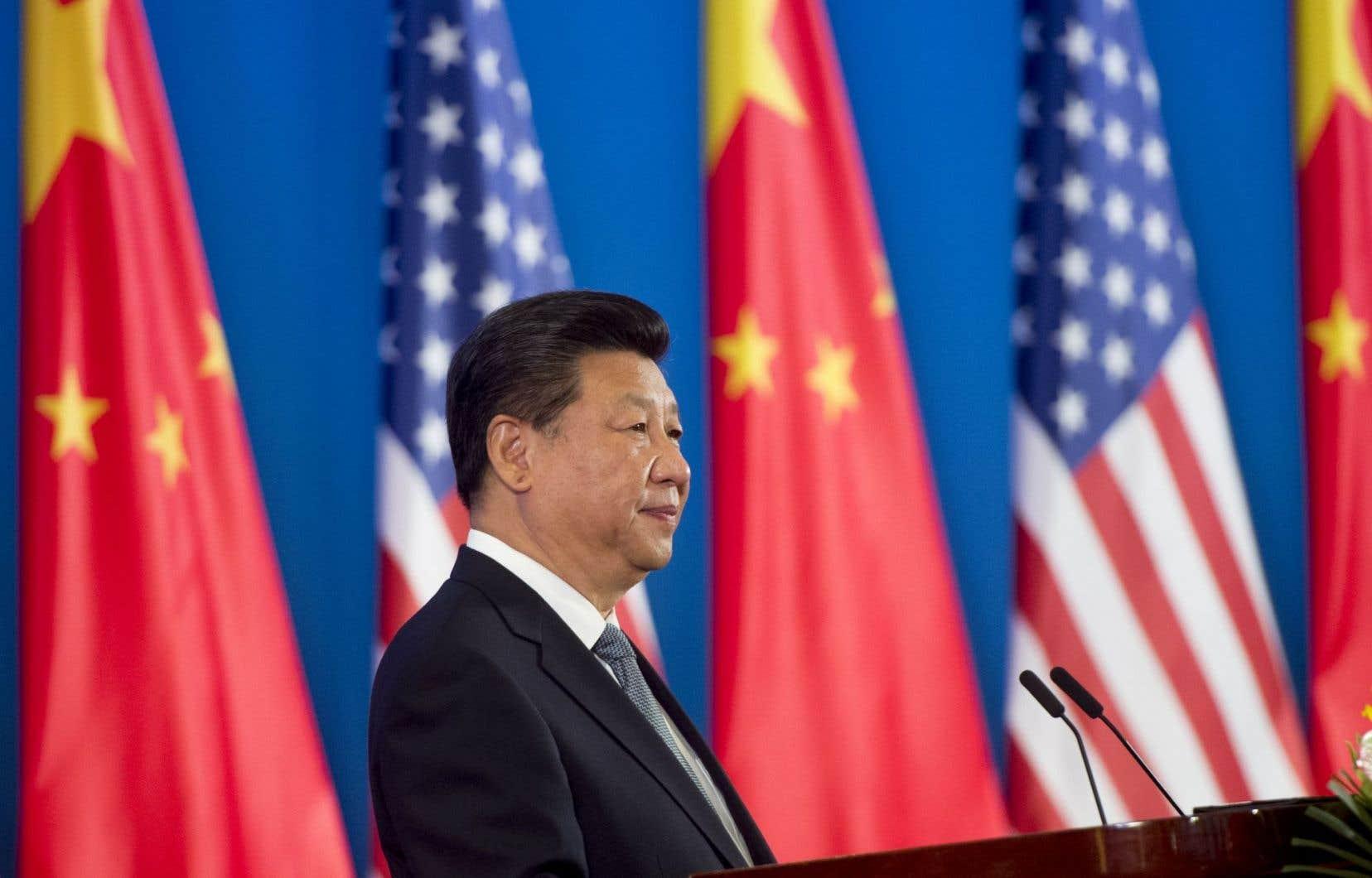 Pékin a annoncé la semaine dernière un excédent commercial de 42,7milliards de dollars en juin, après une hausse de 17,2% de ses importations et de 11,3% de ses exportations sur un an.