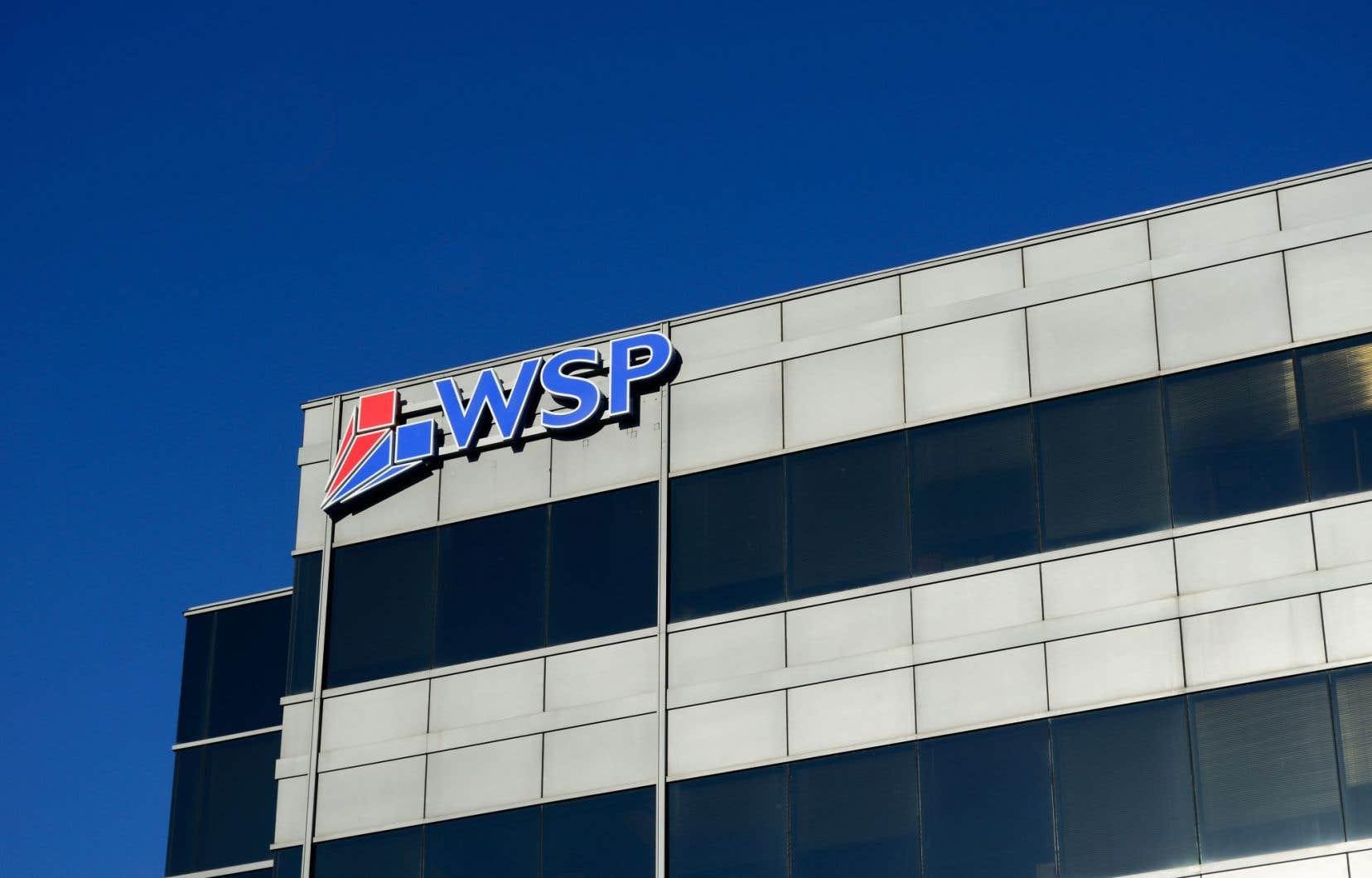 WSP compte actuellement 36000 employés dans le monde.