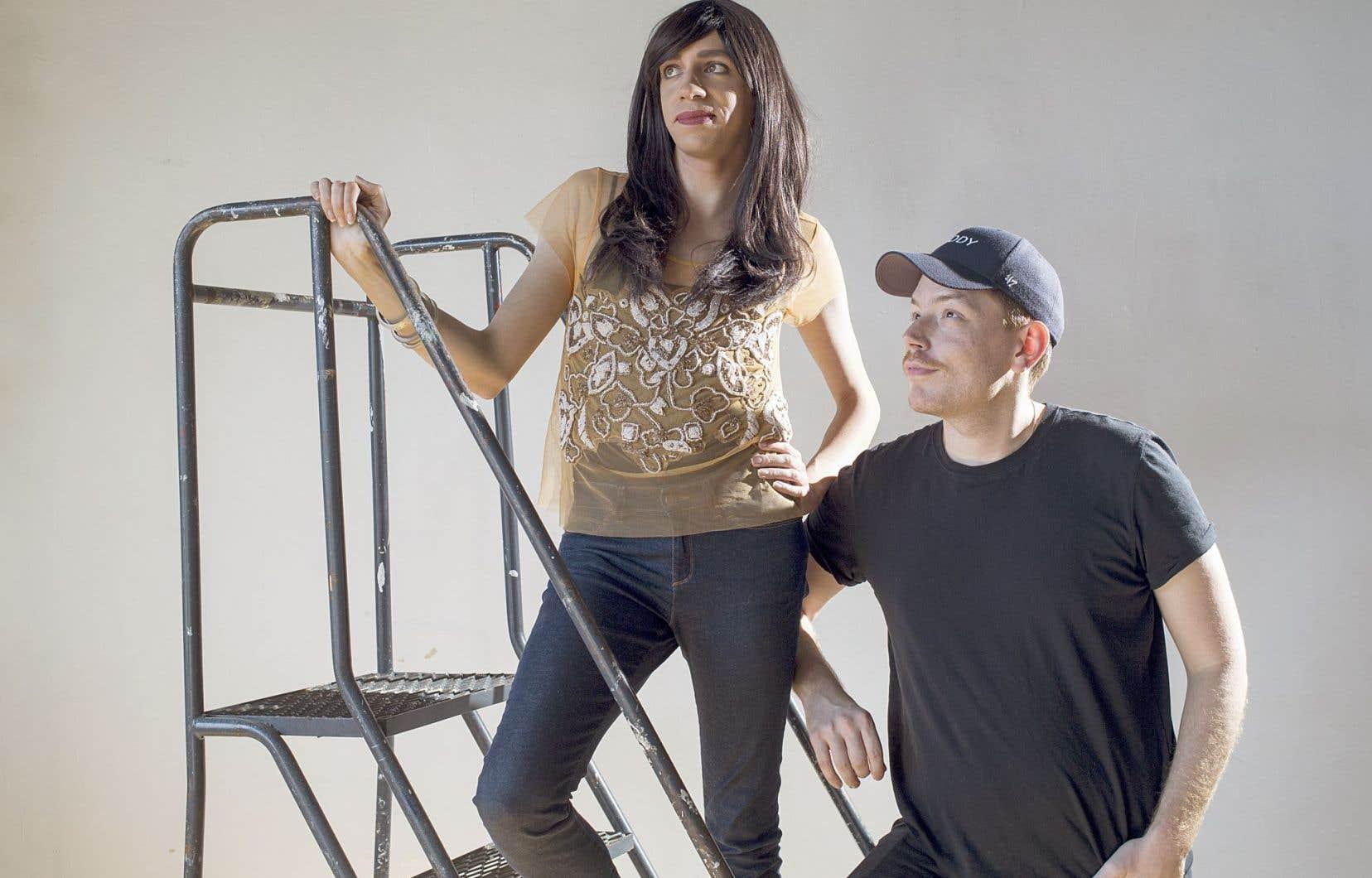 Tranna Wintour et Thomas Leblanc célébreront cette semaine les femmes de la pop des années 1990 dans «Crazy Sexy 90's».