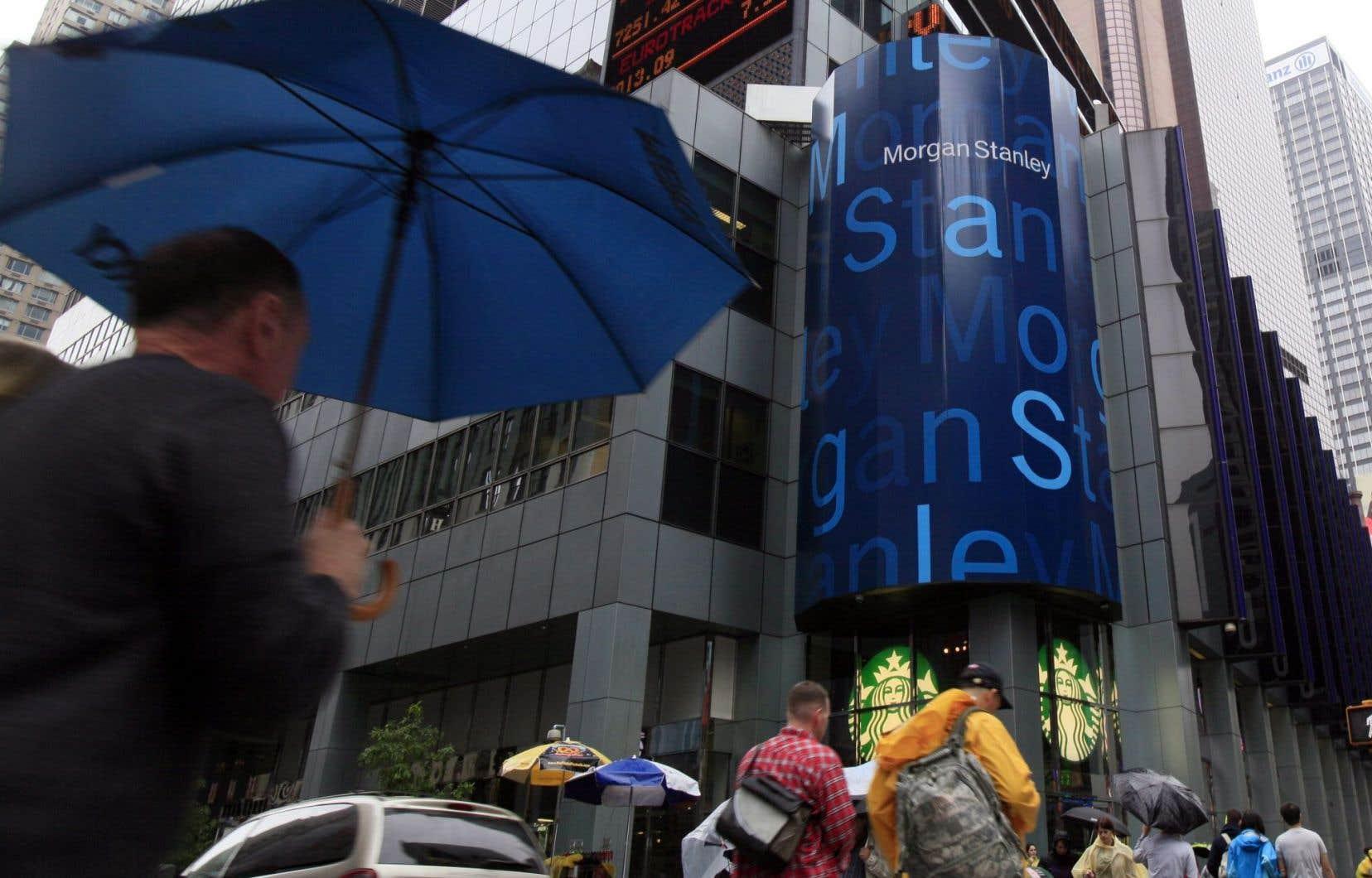 Le déménagement de Morgan Stanley est temporaire, car la banque n'est pas insensible à des arguments avancés par d'autres villes, notamment la France avec ses mesures proentreprises.