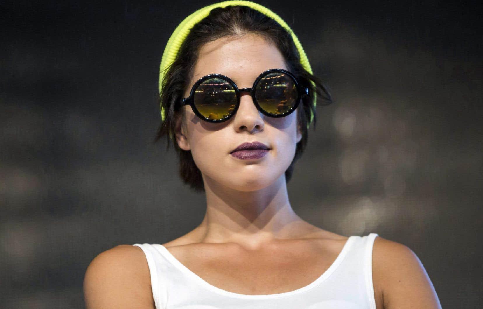 La chanteuse du groupe punk contestataire russe Pussy Riot, Nadejda Tolokonnikova