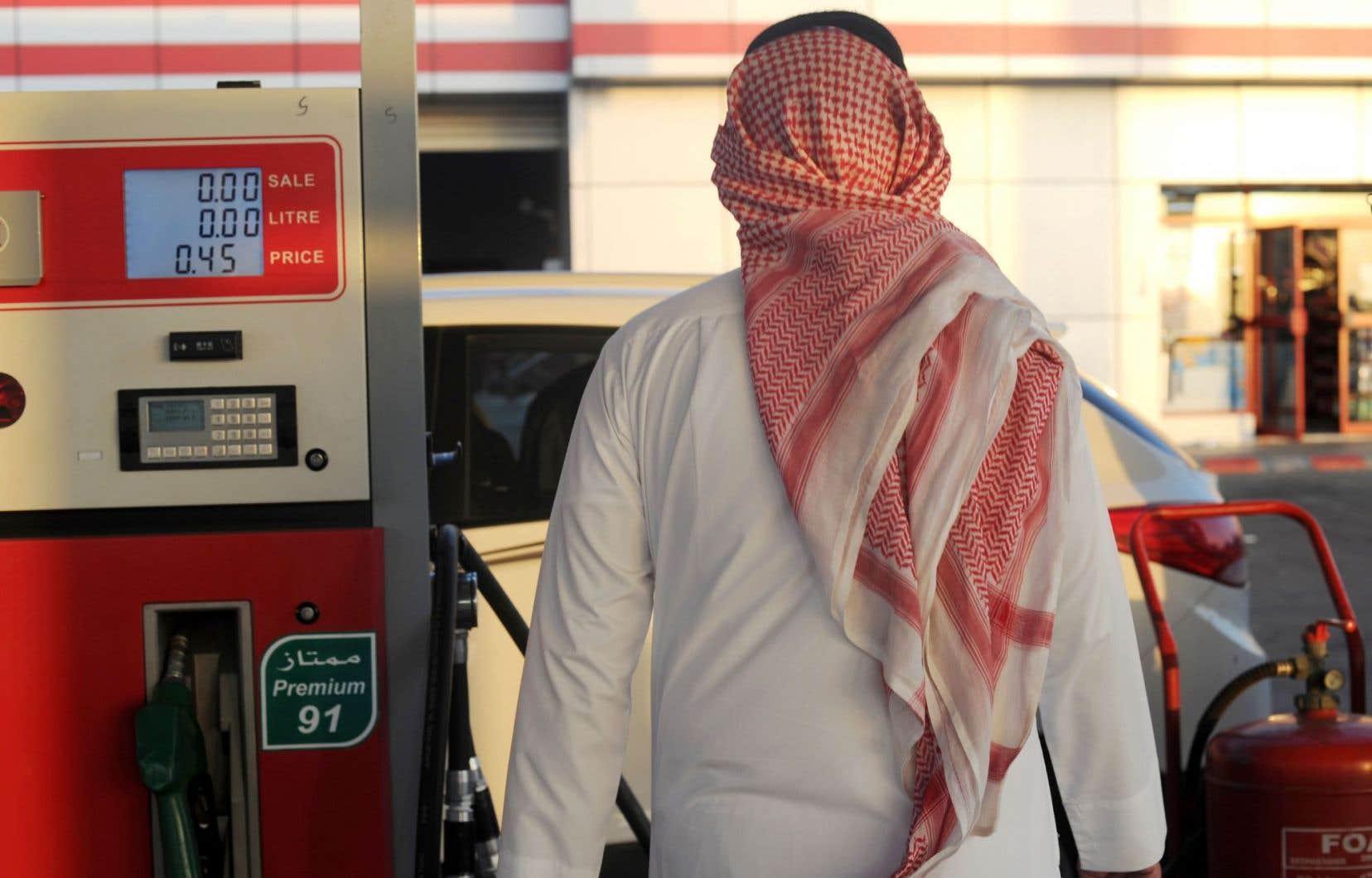 L'OPEP, dont l'Arabie saoudite est le chef de file, s'est retrouvée lundi à Saint-Pétersbourg pour faire le point sur l'accord de novembre prévoyant des baisses de production pour enrayer l'effondrement des prix.