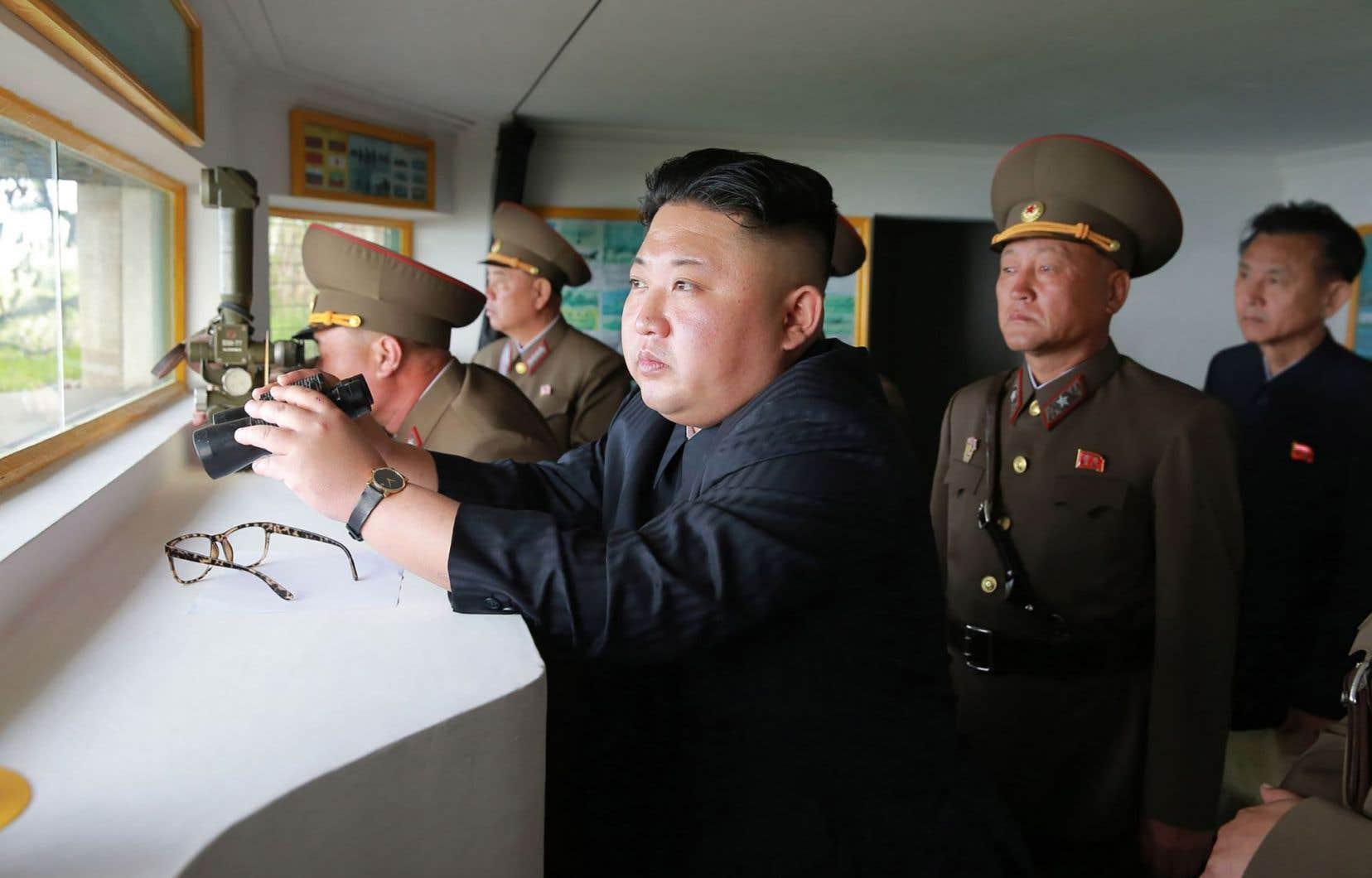 Le Pentagone prépare depuis longtemps l'éventualité d'un conflit avec la Corée du Nord.