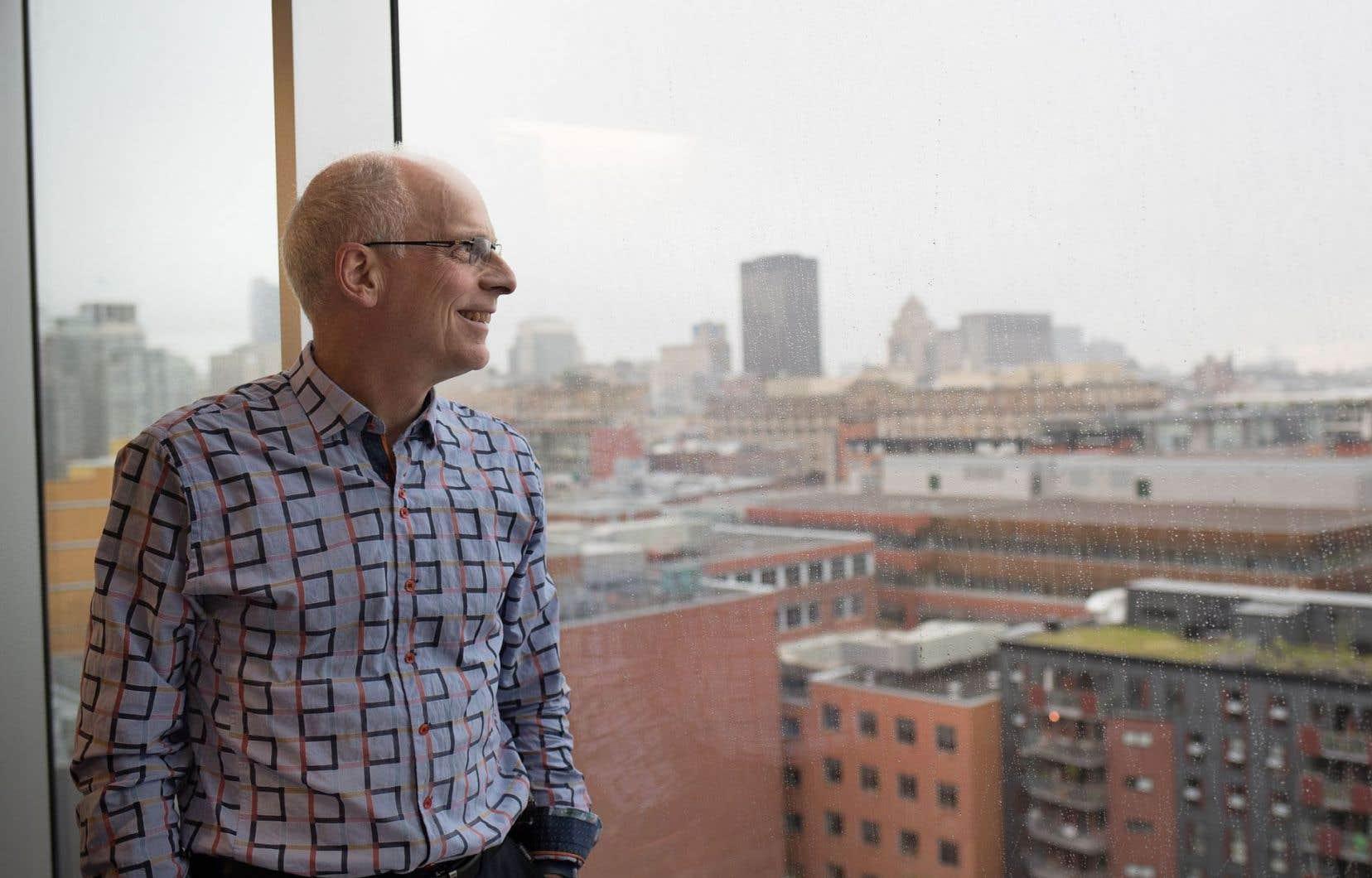 Pour Daniel Bissonnette, directeur du Bureau du cinéma et de la télévision de Montréal, un tournage, c'est l'encadrement d'«un projet privé sur la place publique».