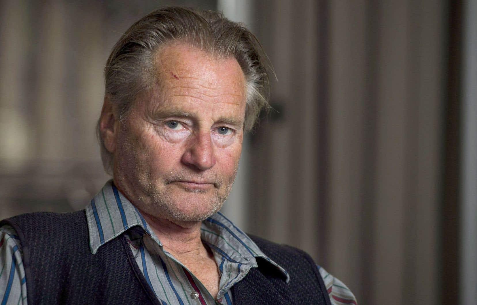 L'auteur et acteur, qui a grandi dans un ranch de la Californie, était un homme de peu de mots, ce qui ne l'a pas empêché d'écrire 44 pièces de théâtre et de nombreux livres, mémoires et nouvelles.