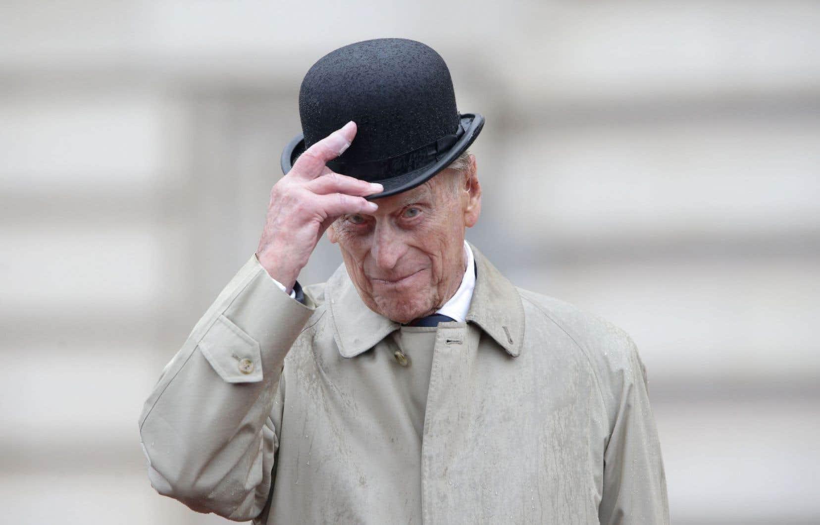 Le prince Philip a participé mercredi à un dernier engagement public solo avant sa retraite.