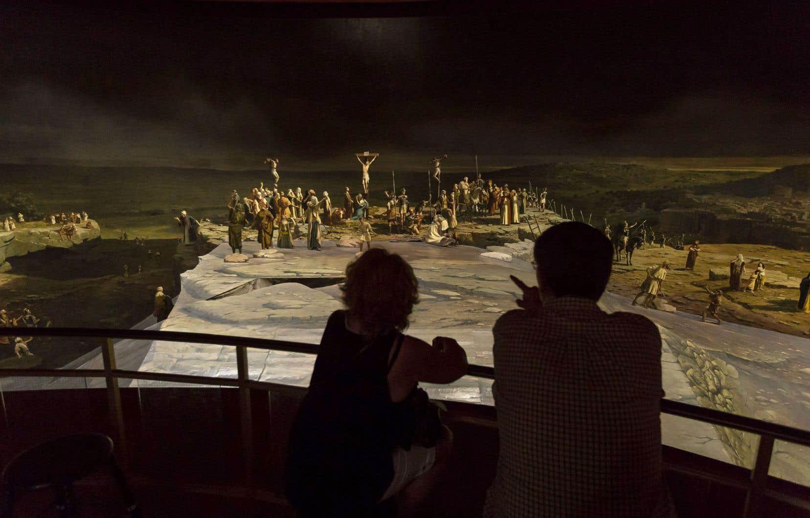 L'auteur en appelle au ministère de la Culture pour que le Cyclorama soit classé monument historique, maintenu sur son site et mis en valeur.