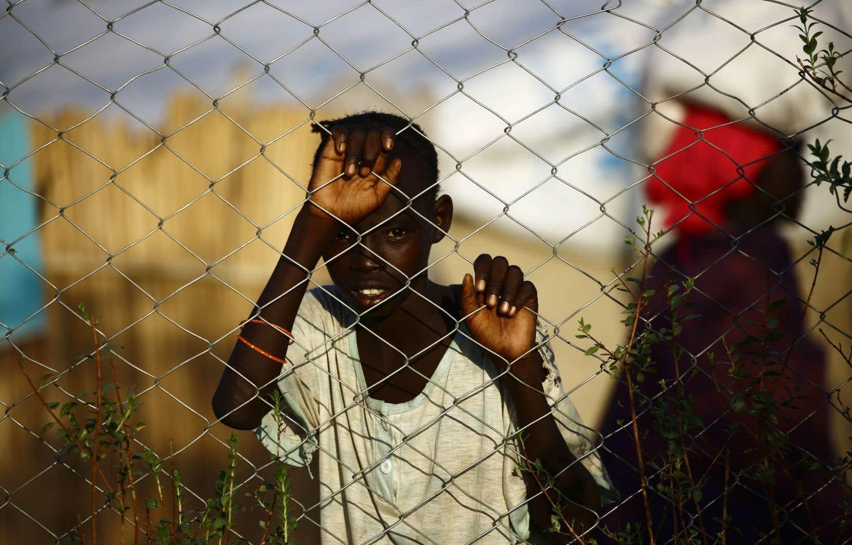 La famine menace plus de 20 millions de personnes au Yémen, en Somalie, au Soudan du Sud et dans le nord-est du Nigeria.
