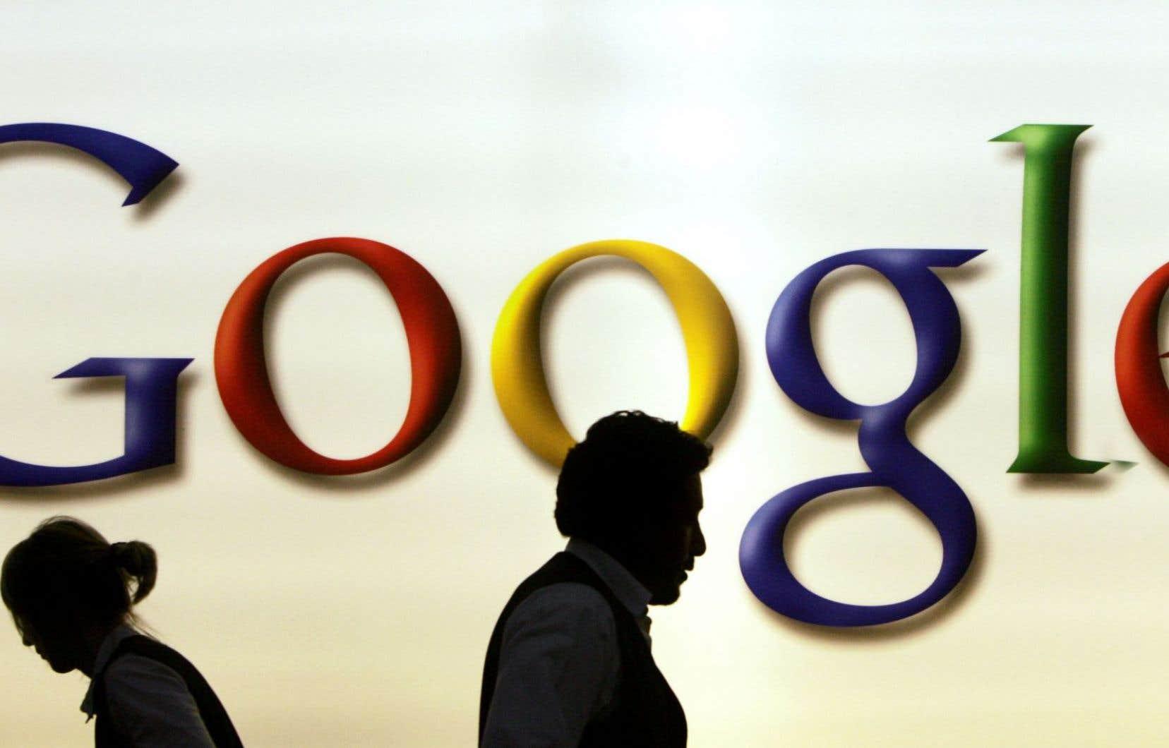 Google est suspecté, à l'instar d'autres grands groupes numériques, d'utiliser son activité dématérialisée pour payer peu d'impôts là où la fiscalité est plus lourde.