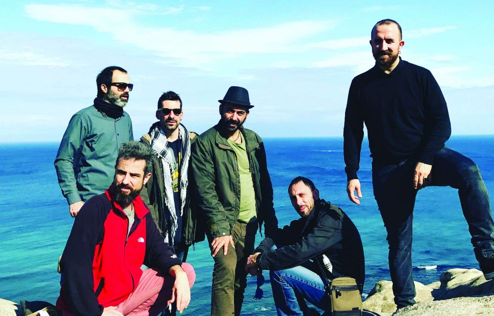 Yacine The Oriental Groove recherche la Méditerranée également dans la musique.