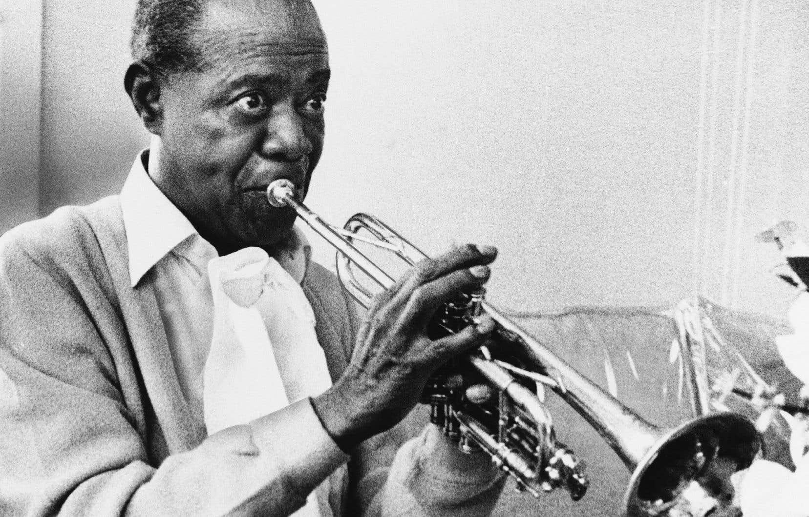Plusieurs 78 tours de Louis Armstrong ont été numérisés grâce au Great 78 Project.