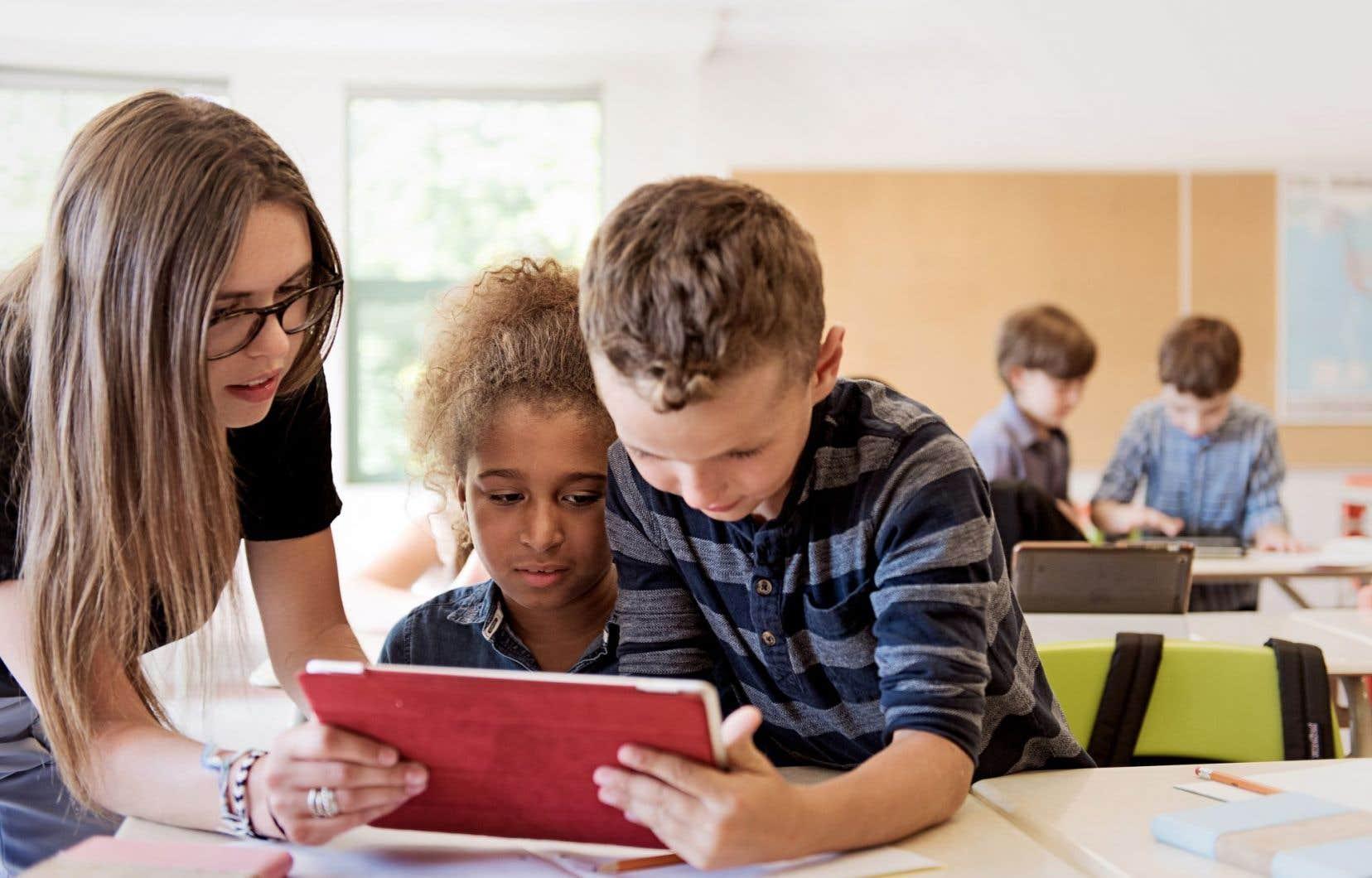 «Le jour où l'éducation sera une véritable priorité nationale au Québec, les enseignants auront enfin la considération qu'ils méritent», écrit Antoine Baby.