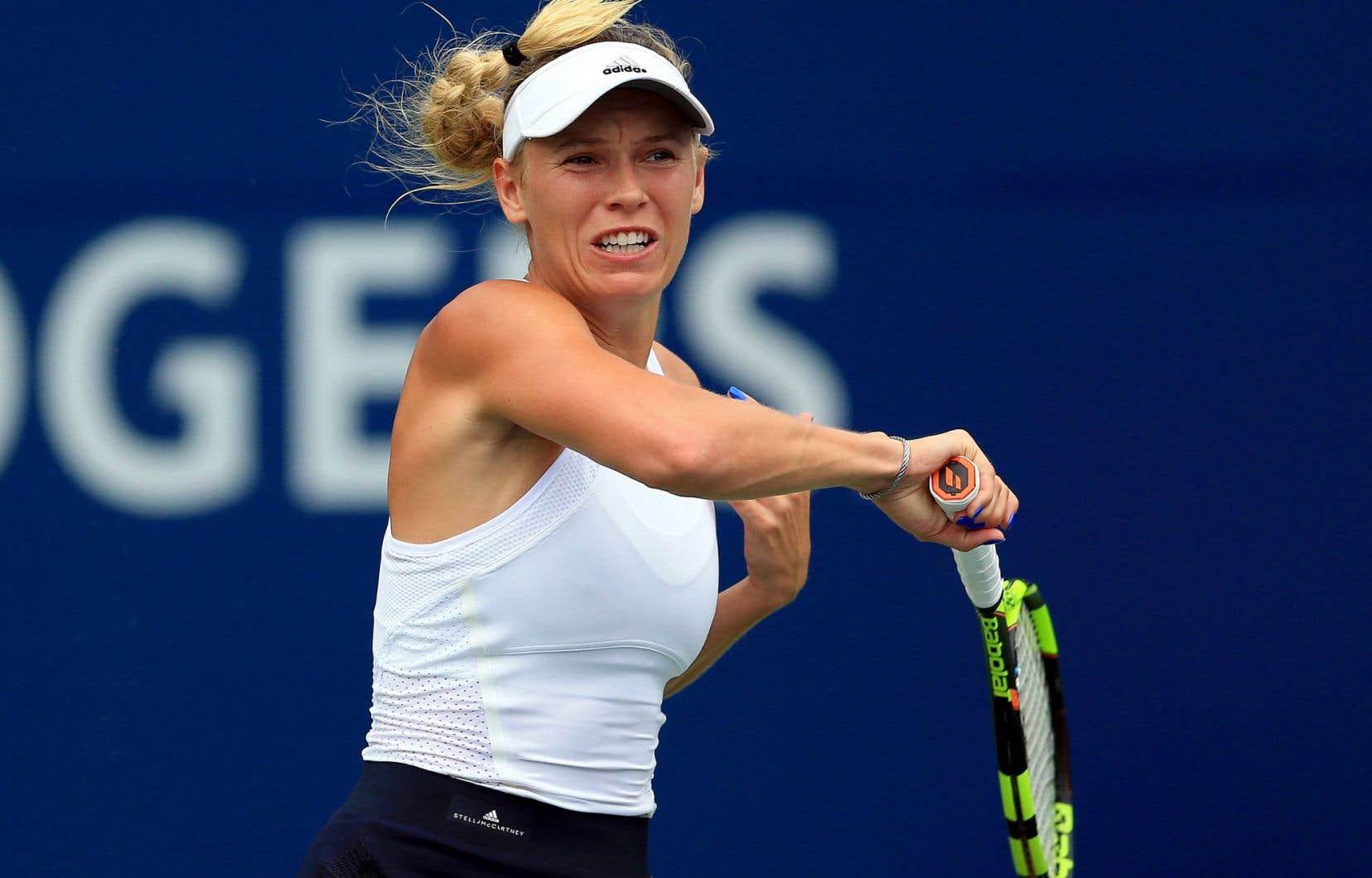 La joueuse de tennis Caroline Wozniacki