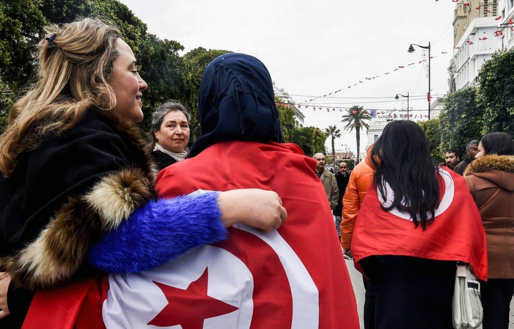 La question de l'égalité entre hommes et femmes en matière d'héritage reste une question très délicate en Tunisie.
