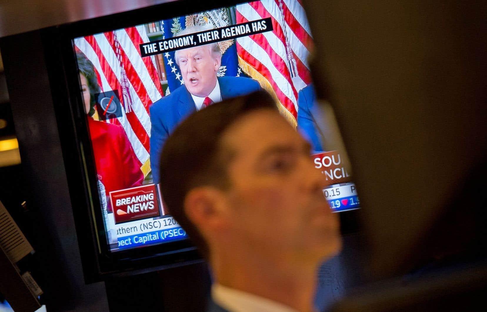 Quand des rumeurs sont apparues jeudi sur une possible démission du conseiller économique en chef de la Maison-Blanche, Gary Cohn, les marchés se sont un peu plus alarmés.