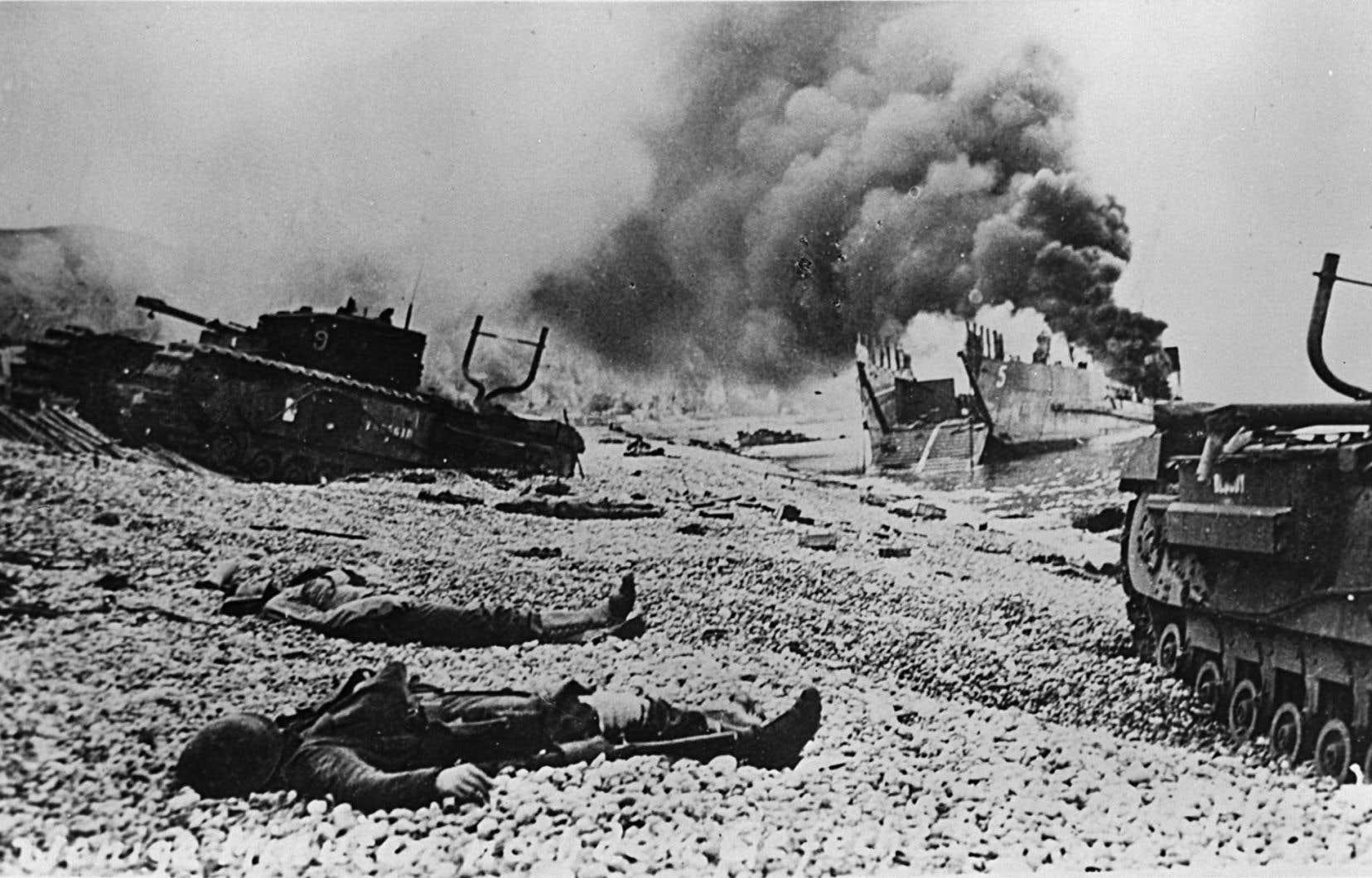 Covoiturage Montreal Quebec >> Il y a 75 ans, le «désastre» de Dieppe   Le Devoir